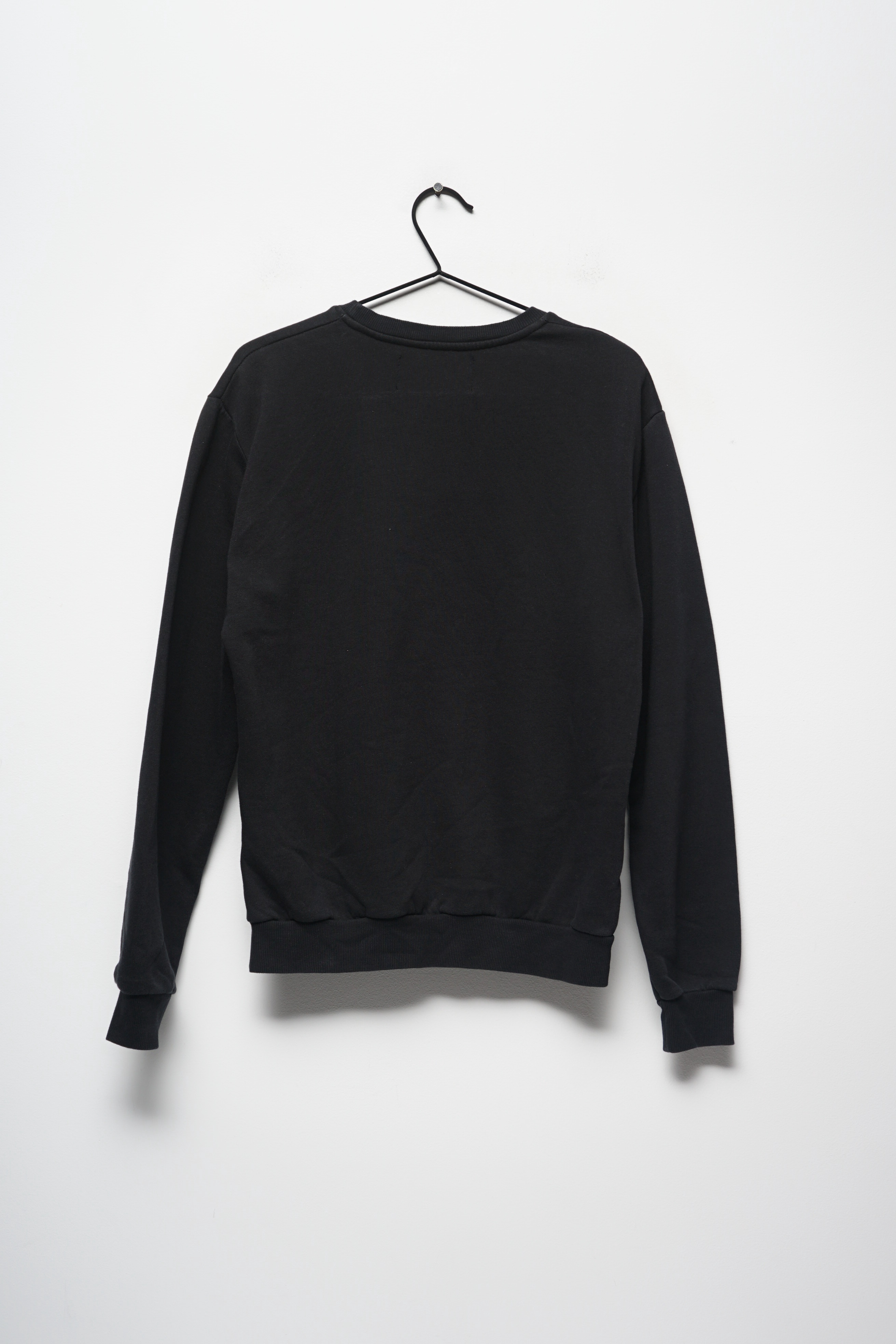 Zara Sweat / Fleece Schwarz Gr.M