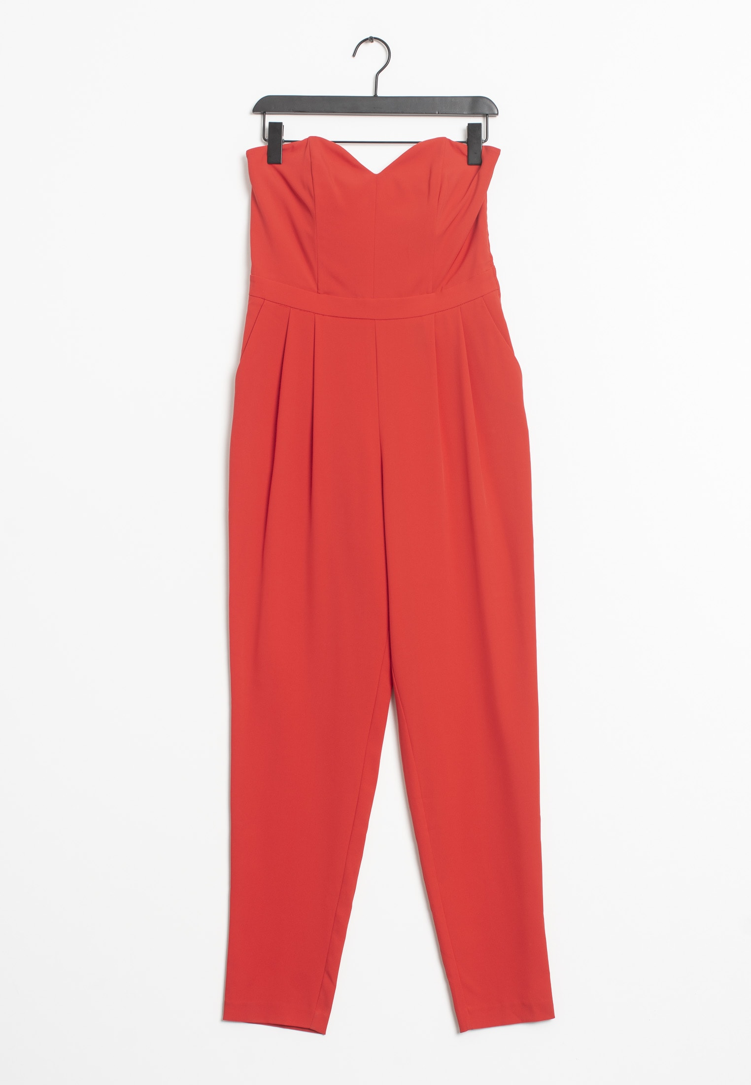 H&M Jumpsuit / Overall Rot Gr.38
