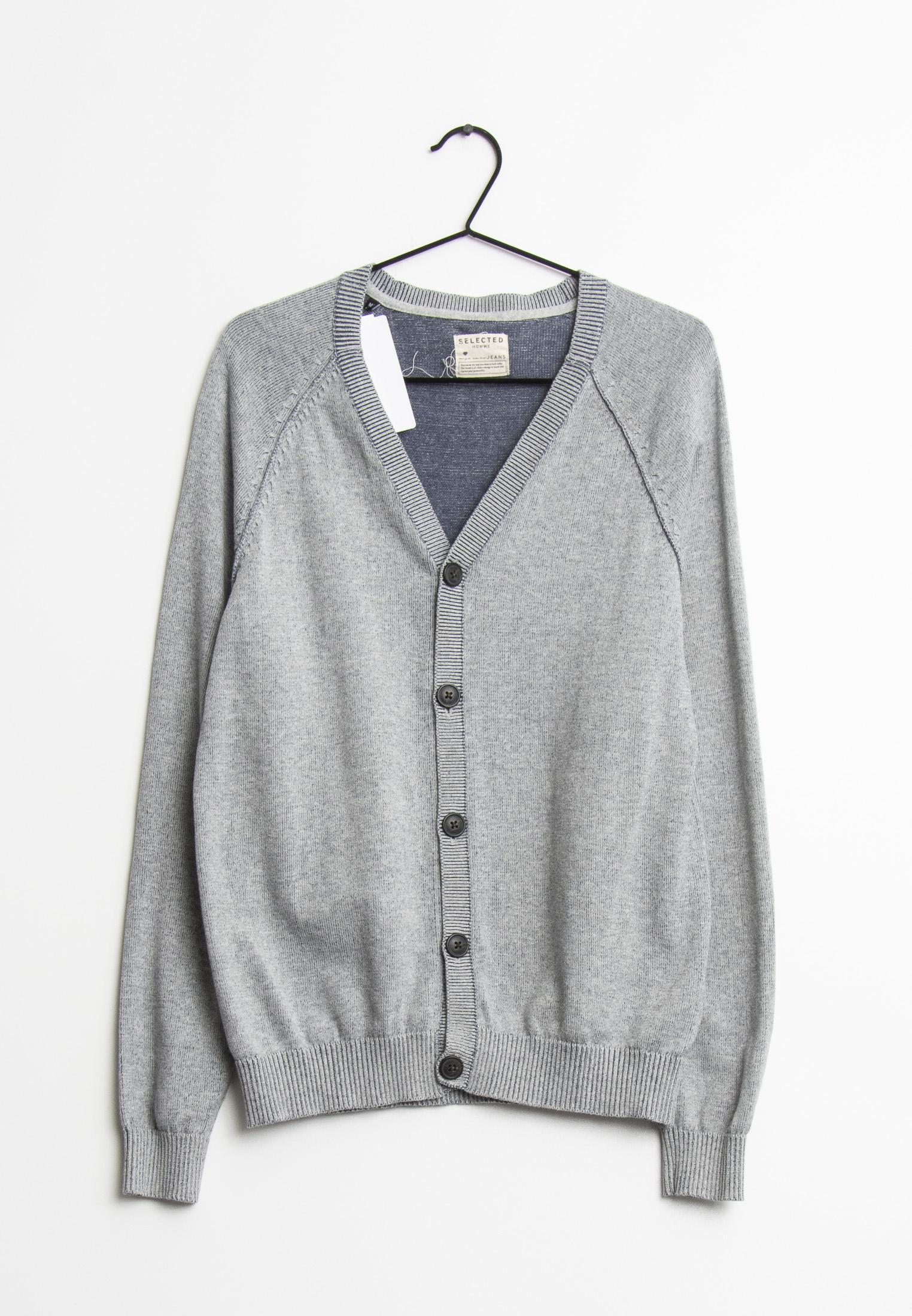 Selected Homme cardigan, grå, M