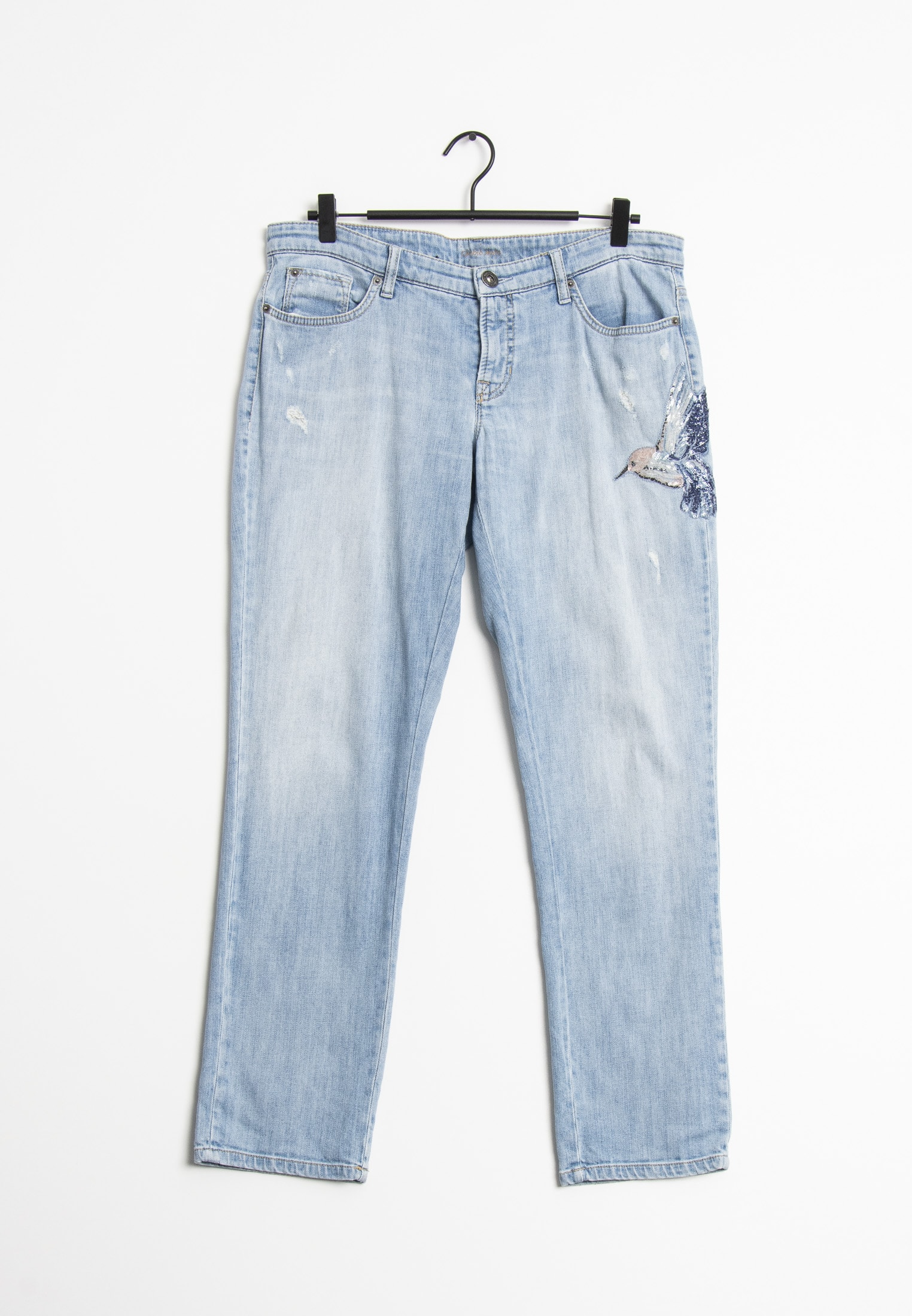 cambio jeans, blå, 40