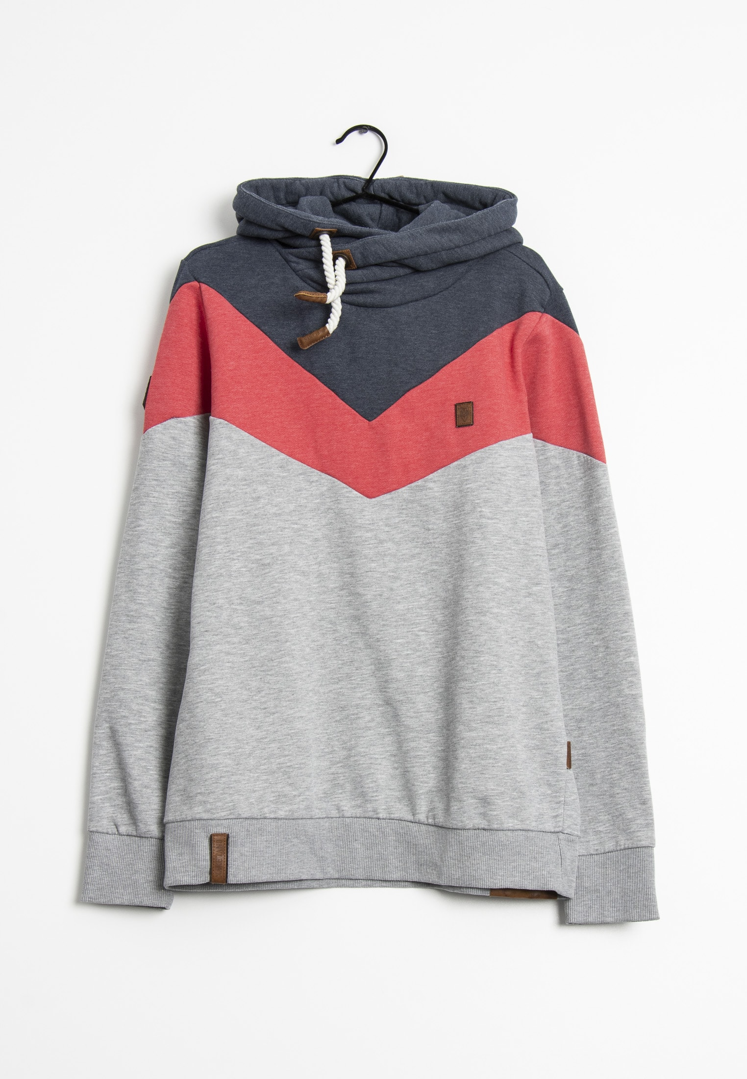 Naketano Sweat / Fleece Grau Gr.XL