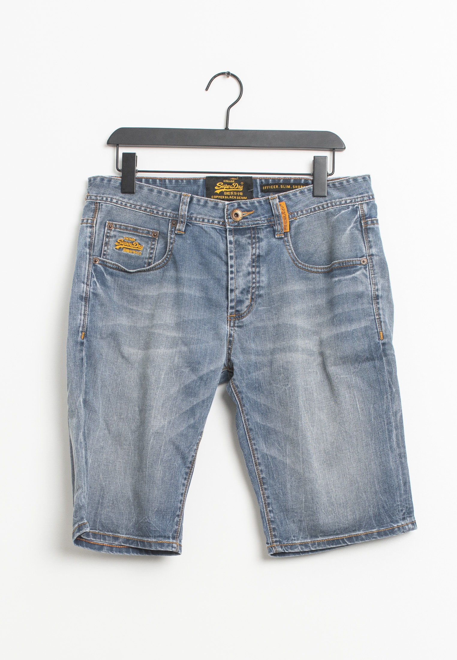 Superdry Shorts Blau Gr.34