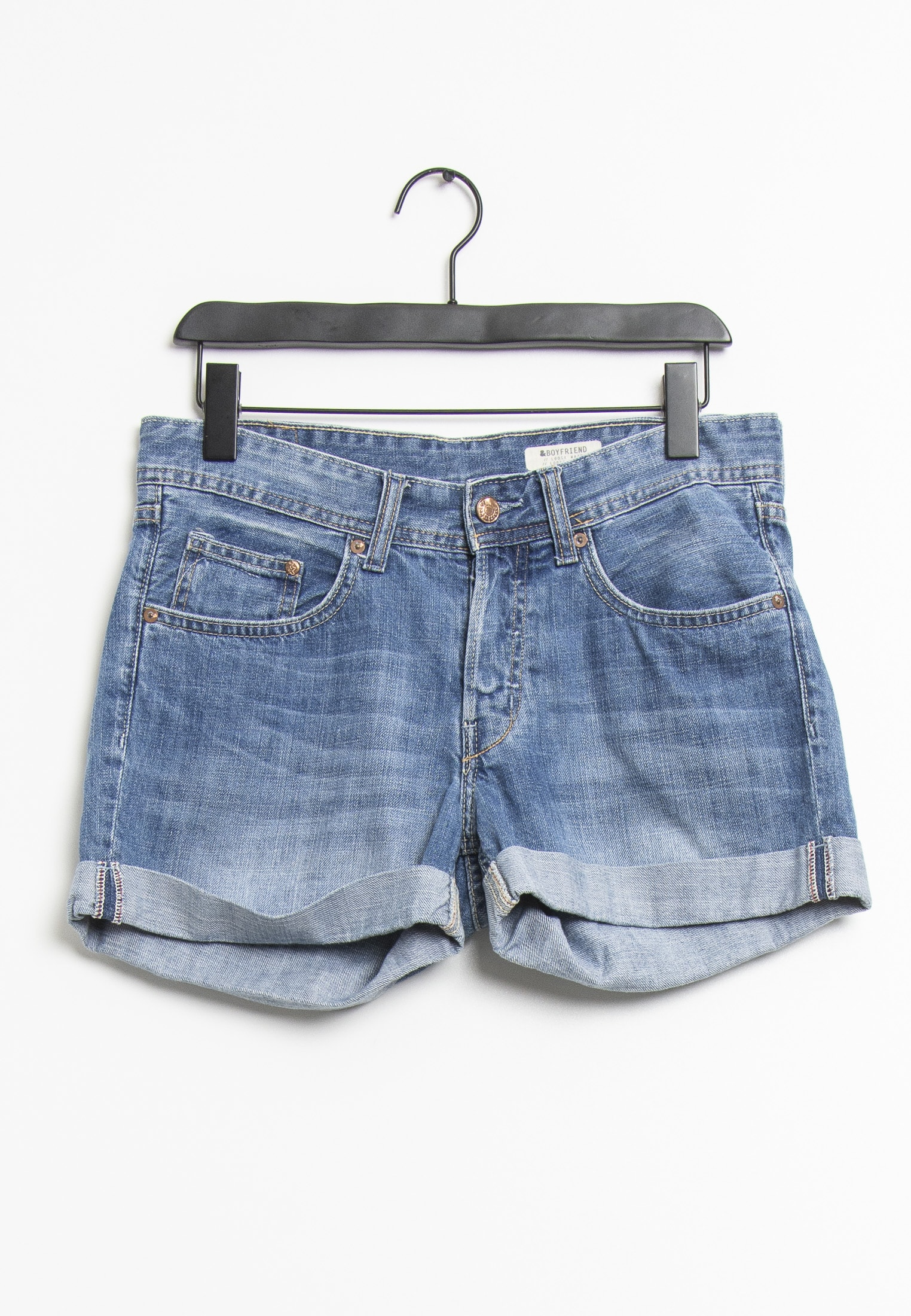 Boy. By Band of Outsiders shorts, blå, 36