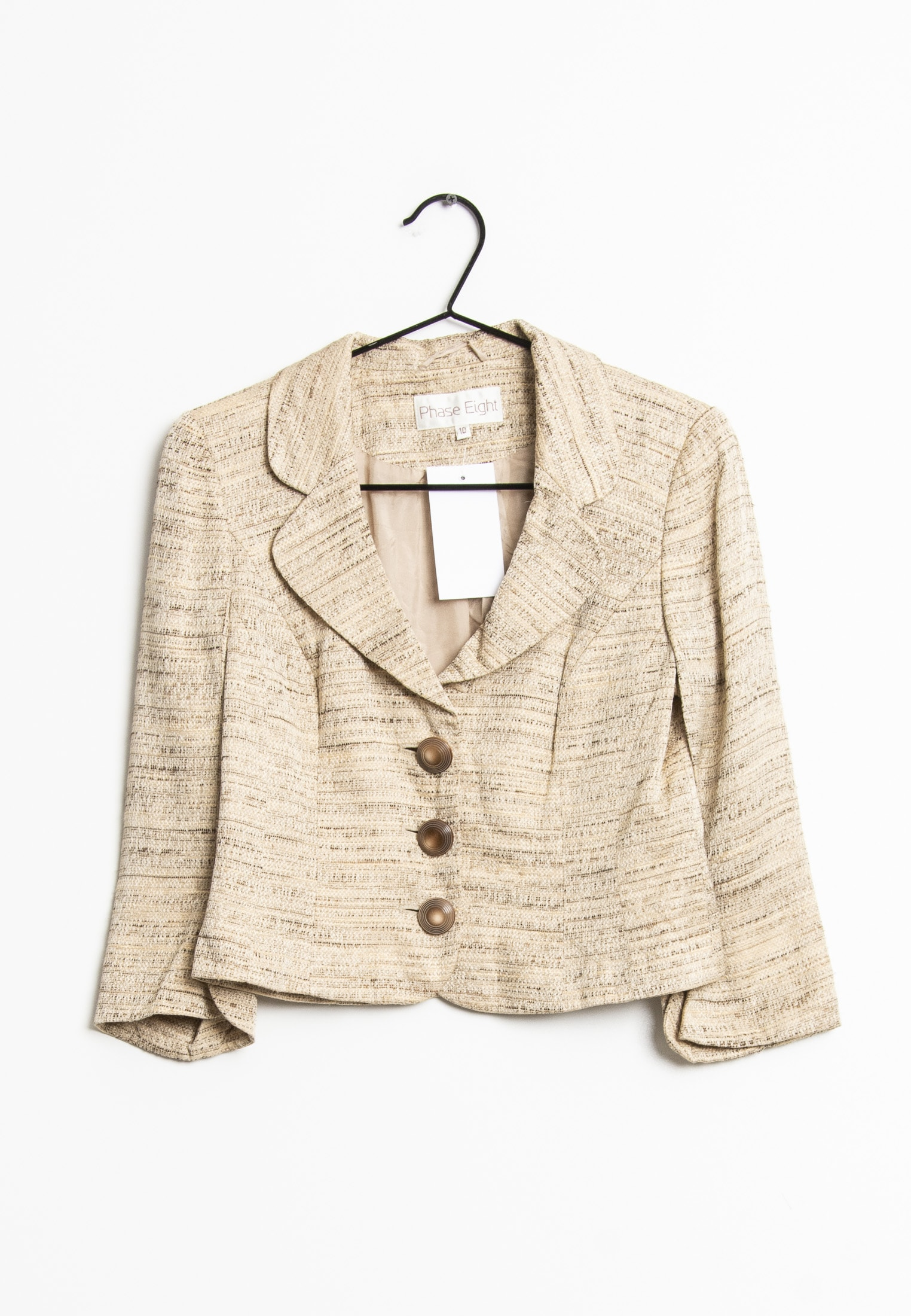 Phase Eight Blazer Beige Gr.38