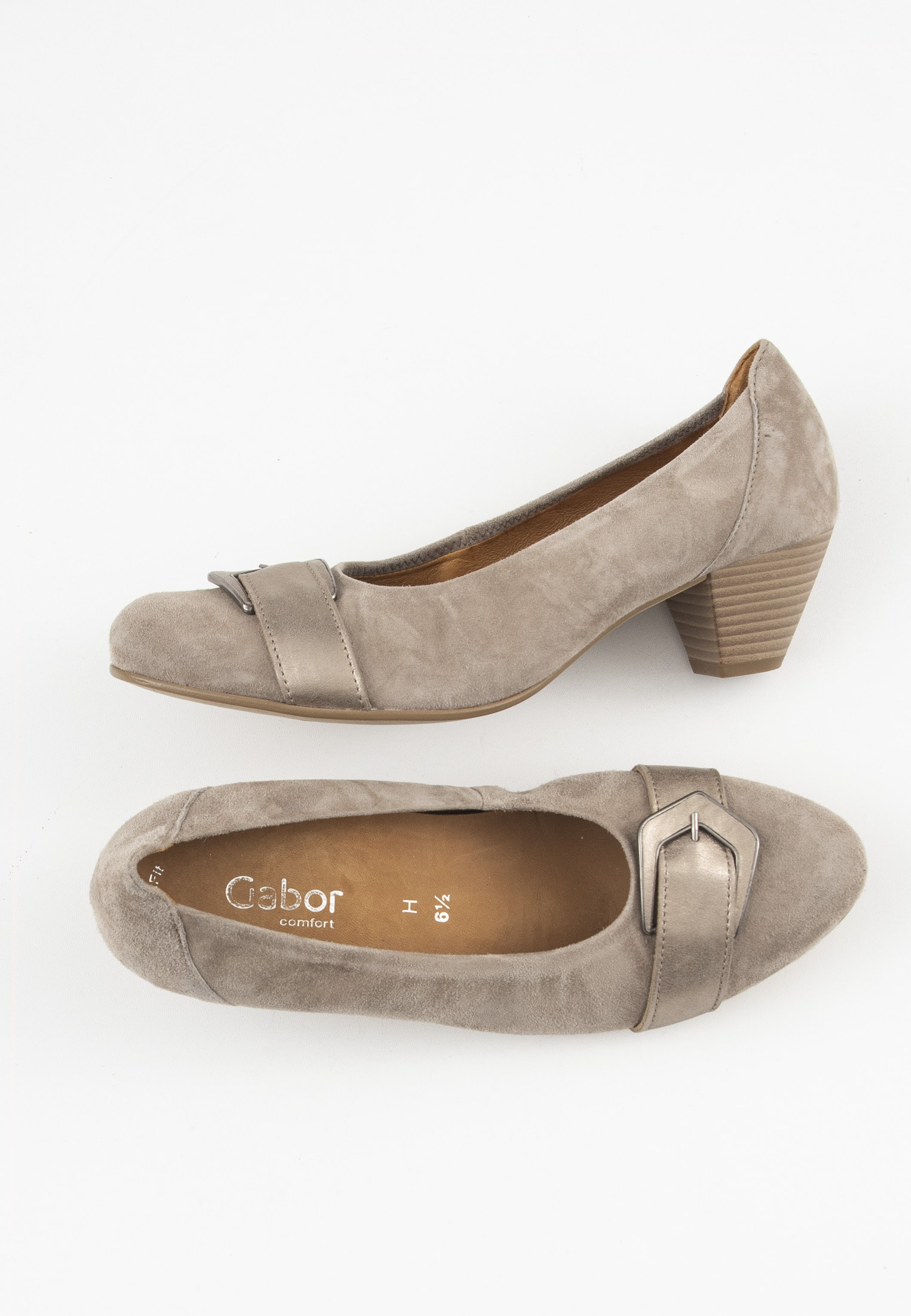 Gabor pumps, grå, 40