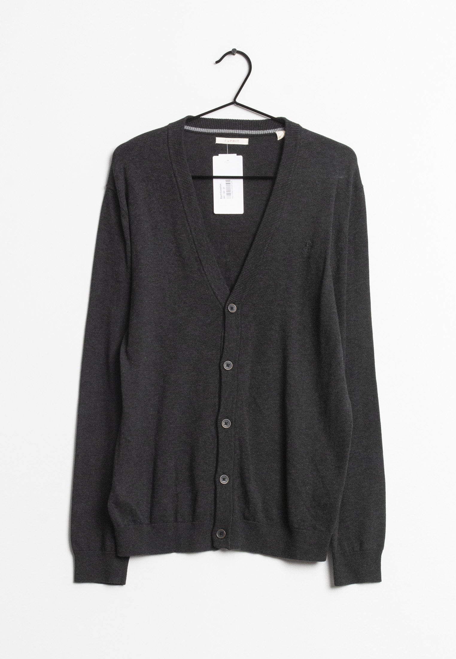 Esprit Collection cardigans, grå, L