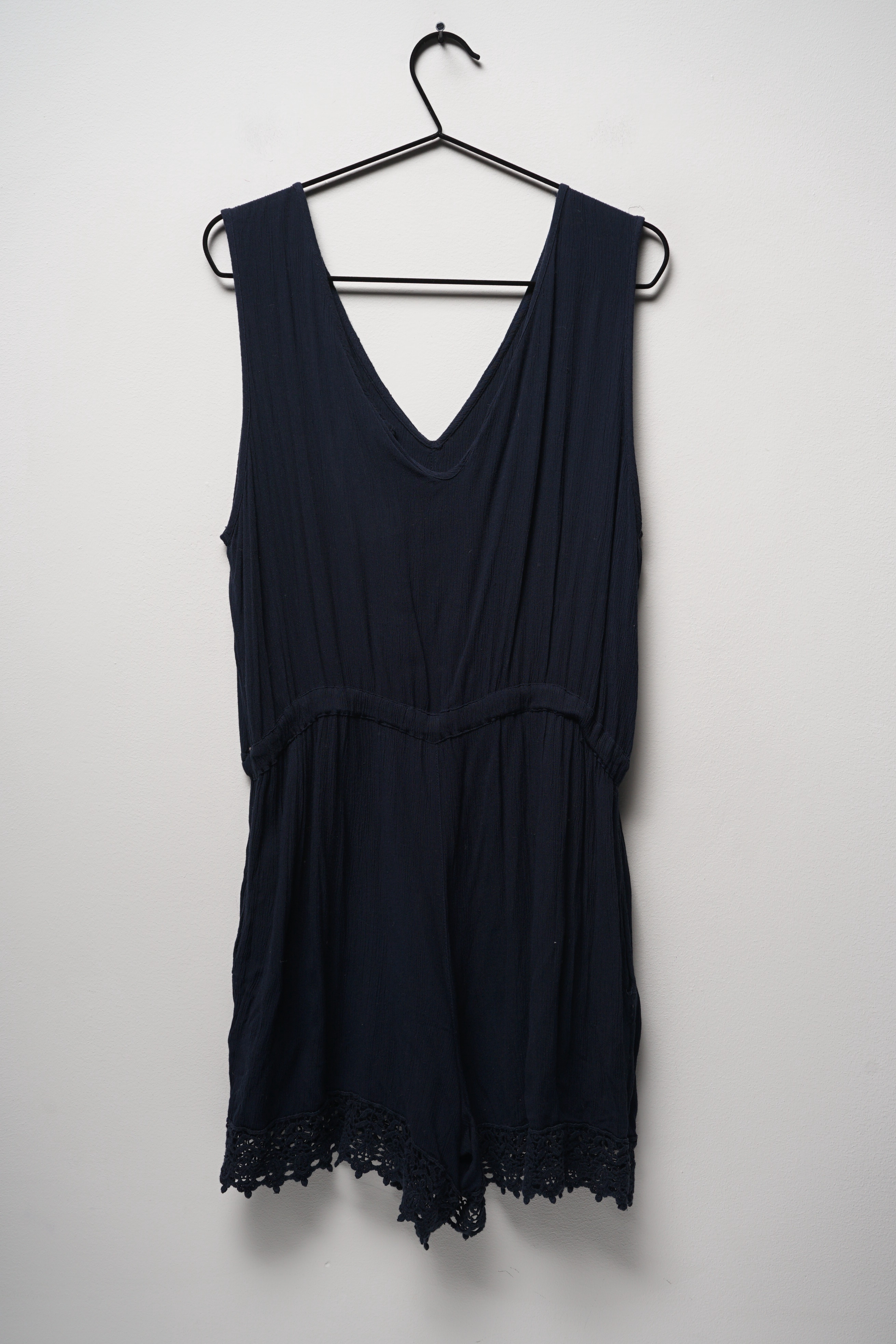 G!na Jumpsuit / Overall Blau Gr.44