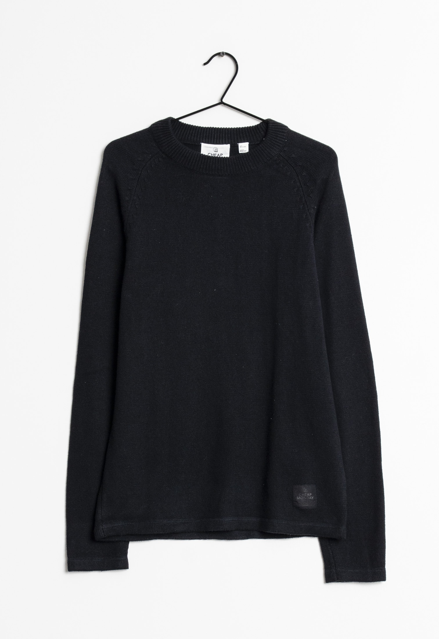 Cheap Monday Strickpullover Schwarz Gr.S