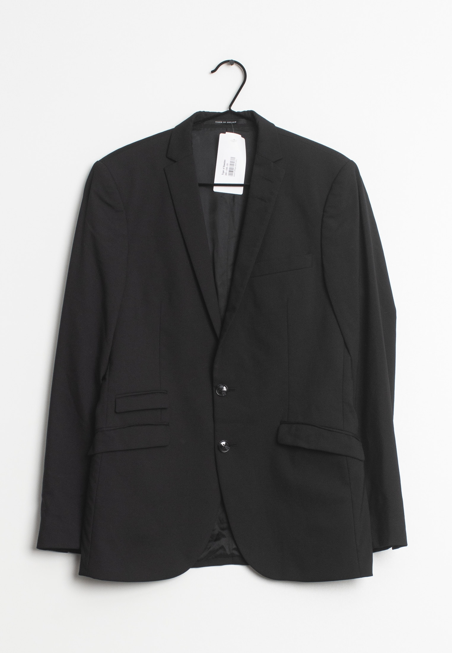 Tiger of Sweden blazer, sort, 48