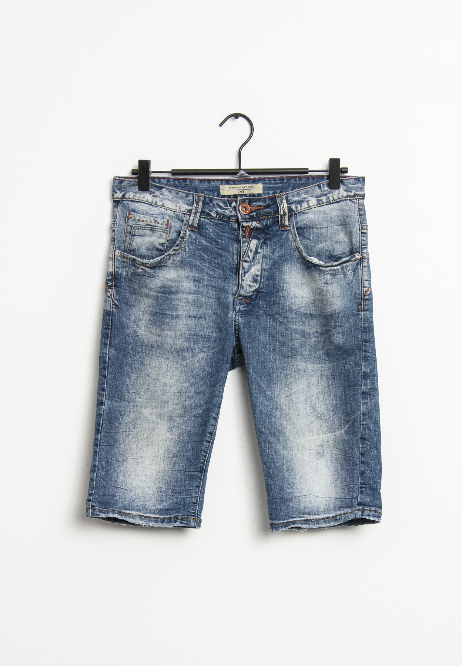 Prim I am shorts, blå, 29