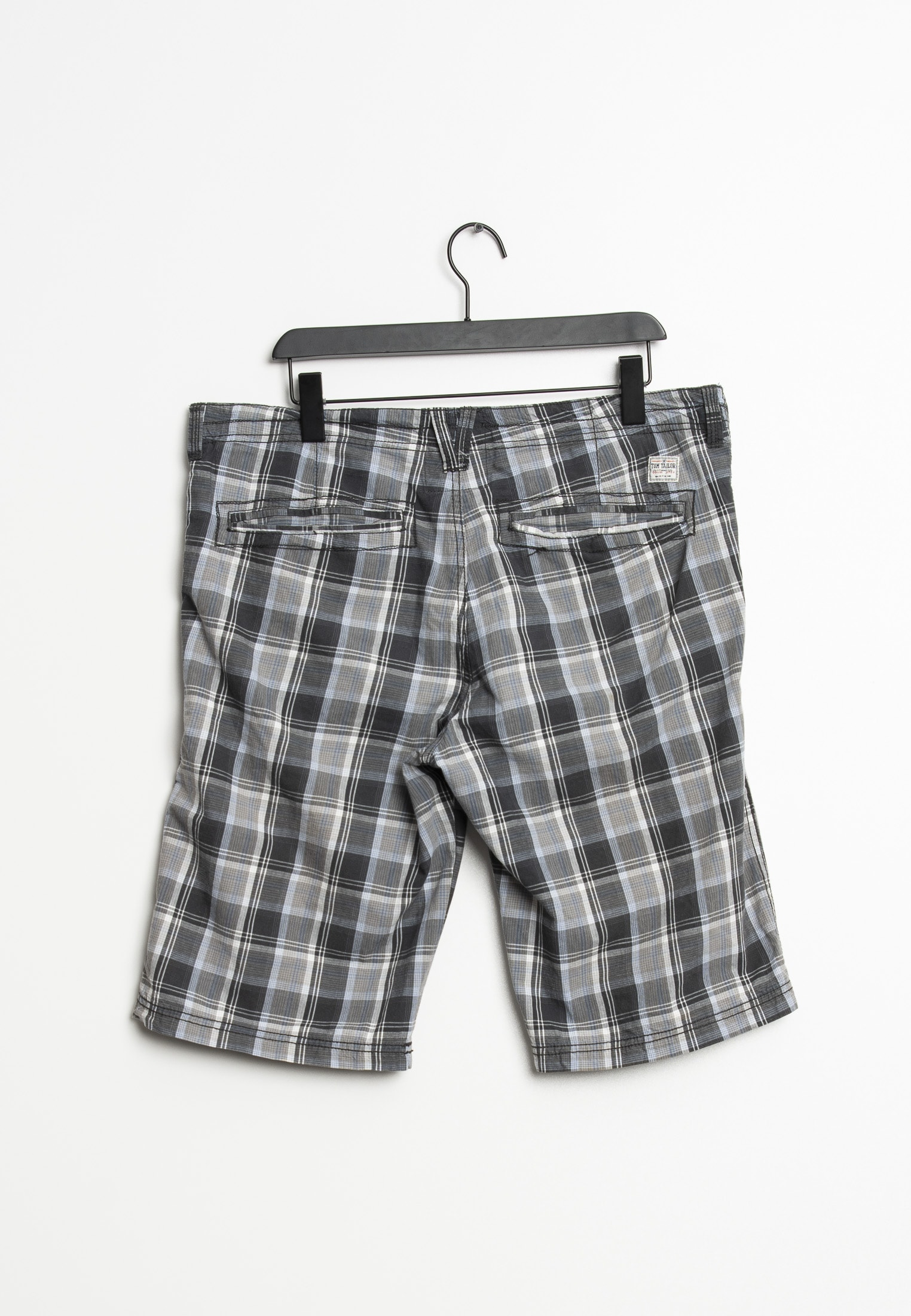 TOM TAILOR Shorts Grau Gr.36