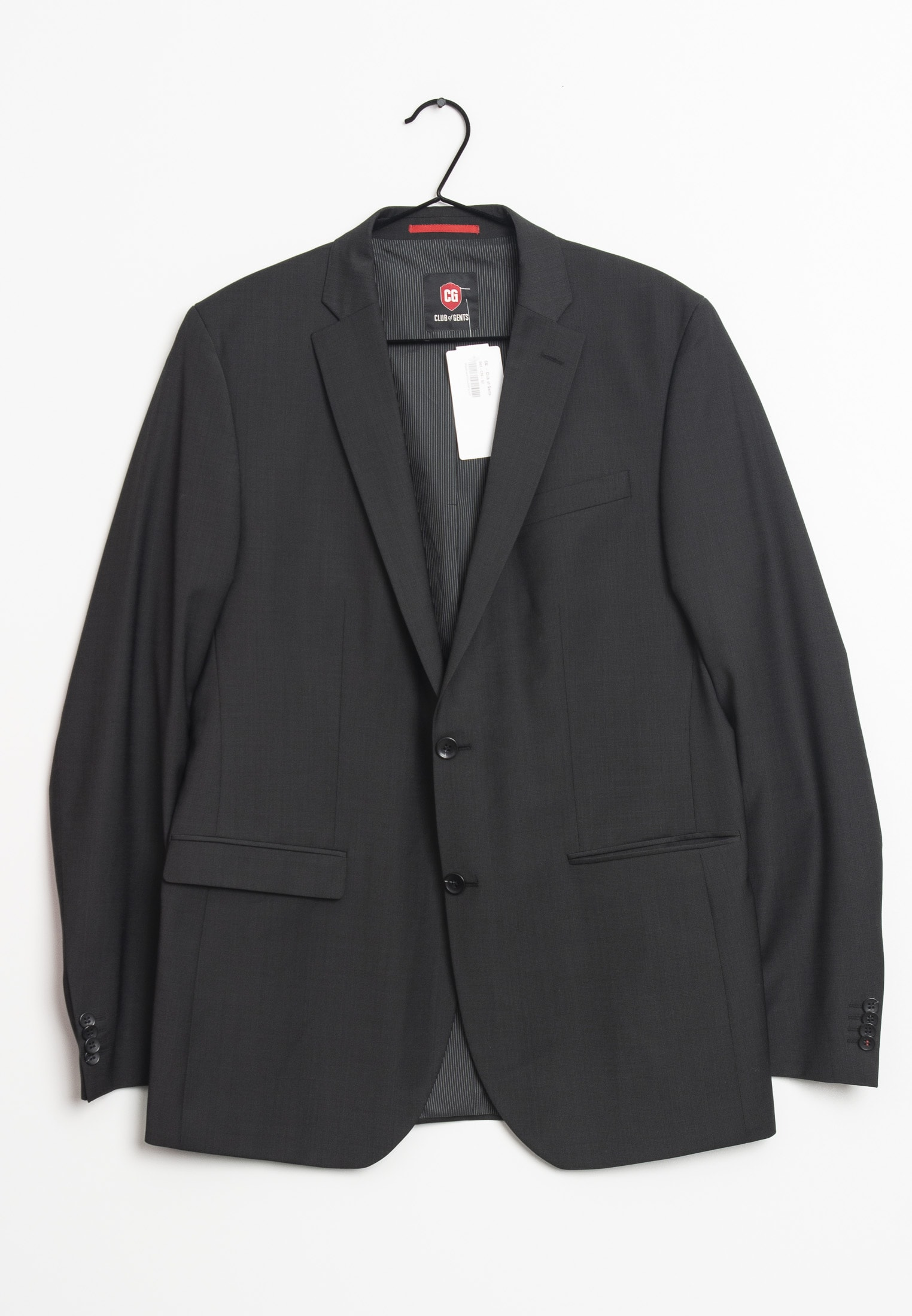 CG – Club of Gents blazer, sort, 106