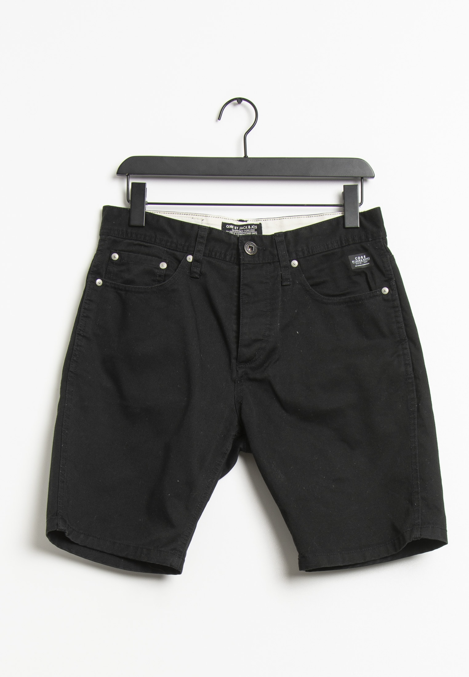 Jack & Jones Shorts Schwarz Gr.S