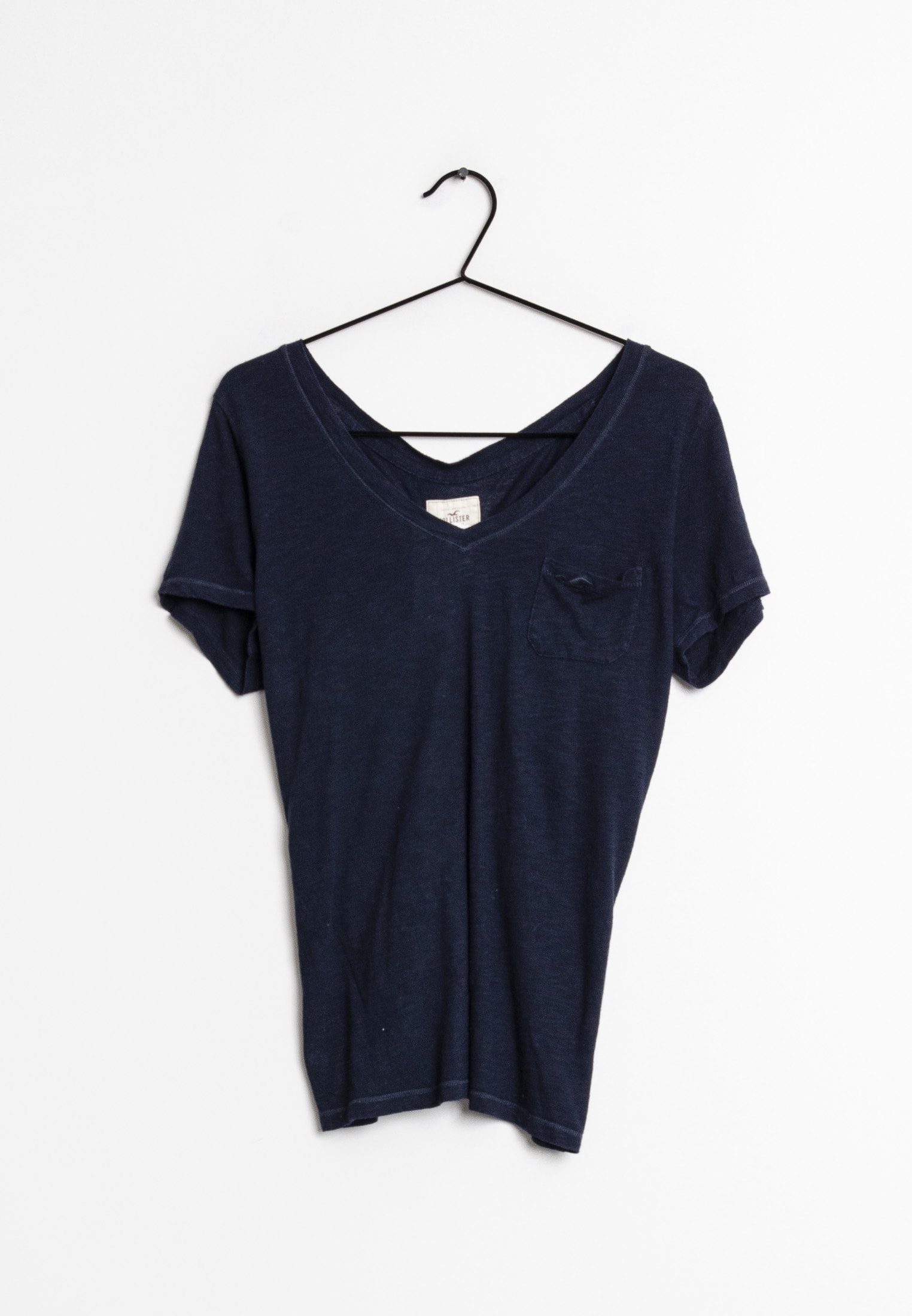 Hollister Co. T-Shirt Blau Gr.L