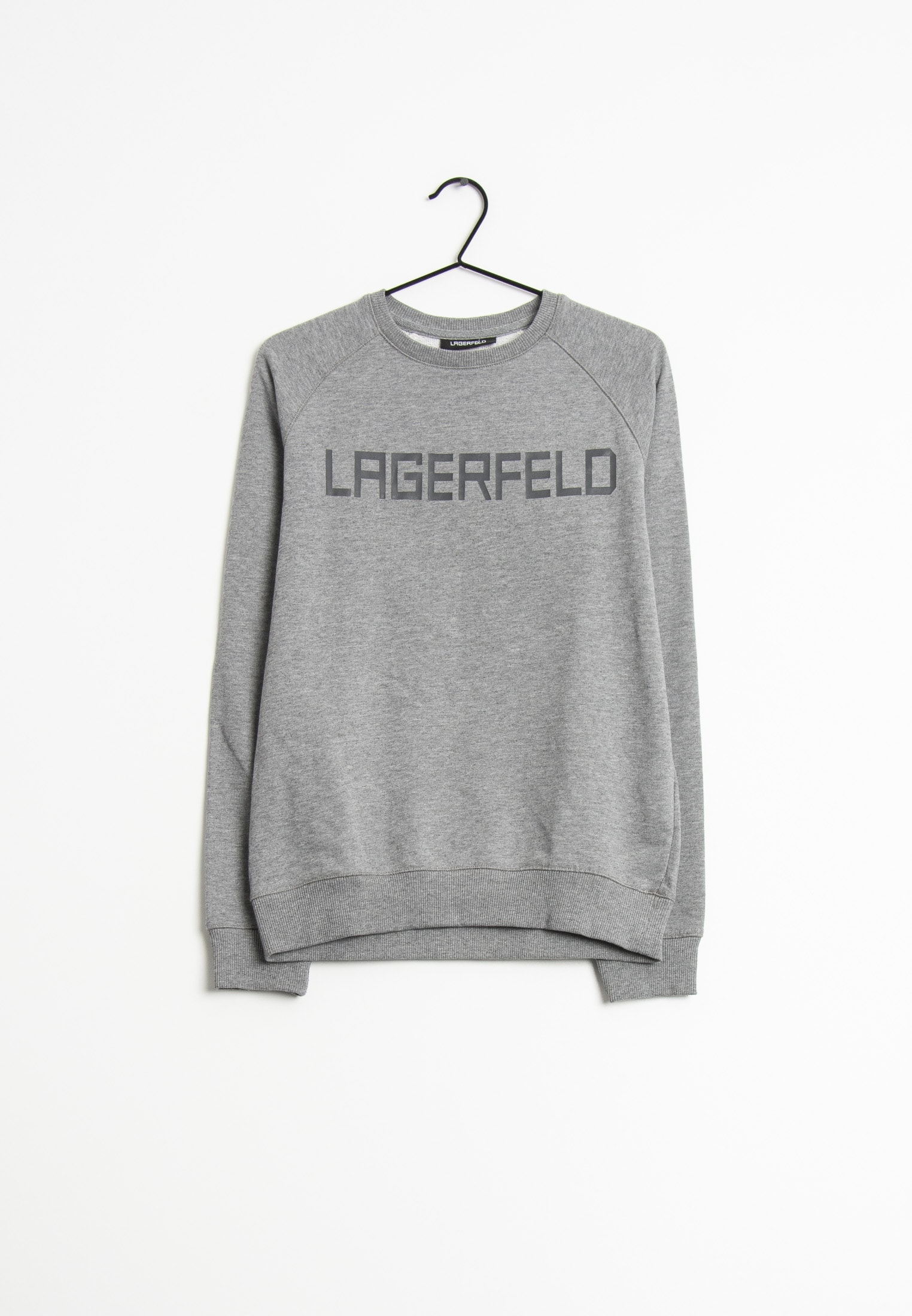 KARL LAGERFELD Sweat / Fleece Grau Gr.S