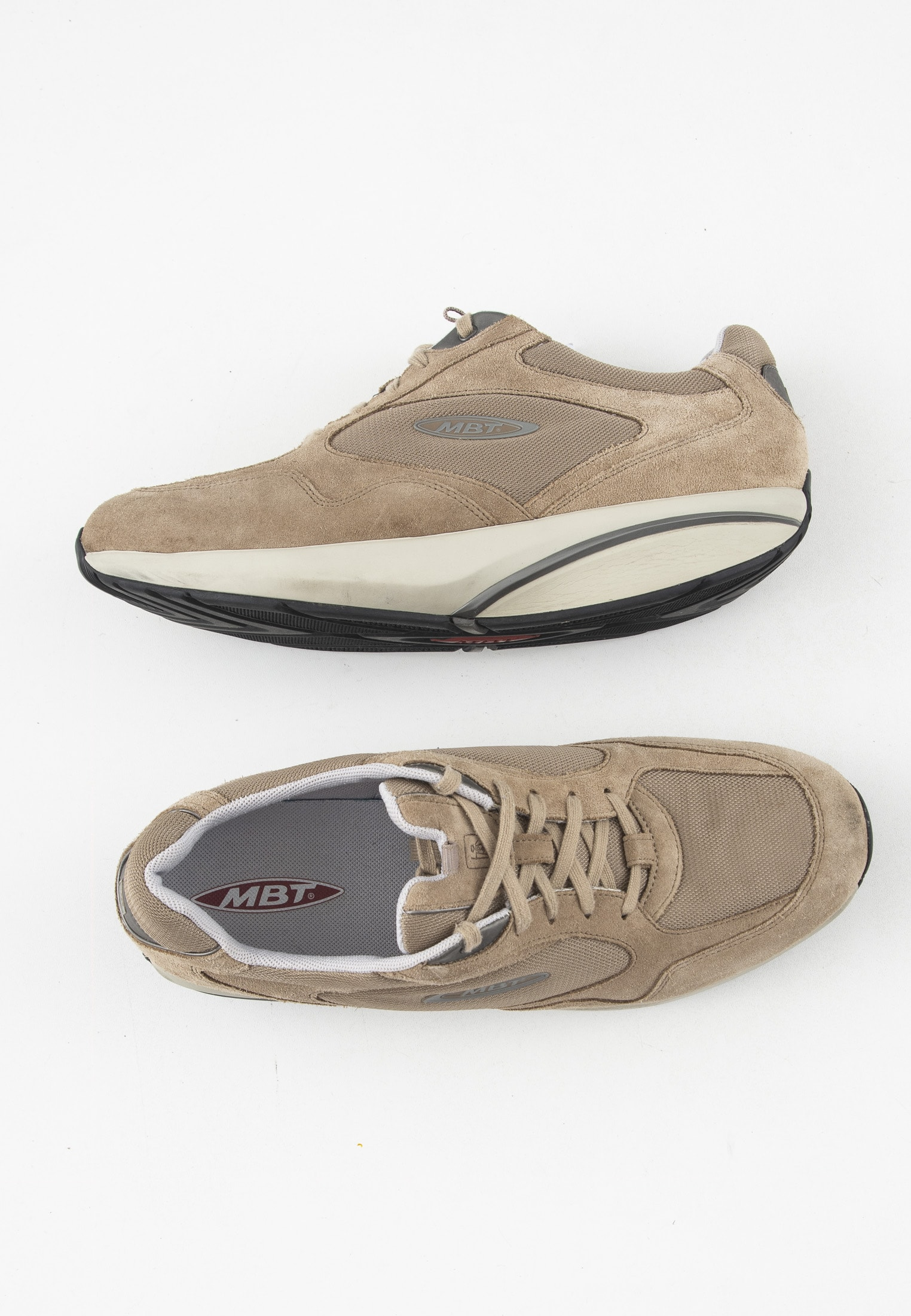 MBT sneakers, beige, 43