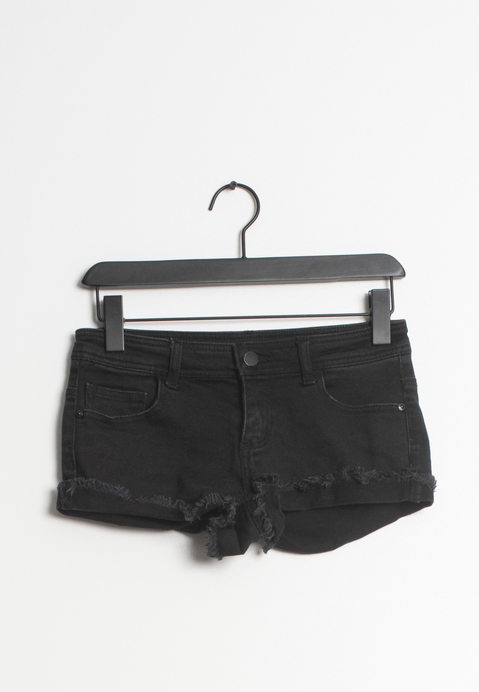 TOM TAILOR DENIM shorts, sort, 32