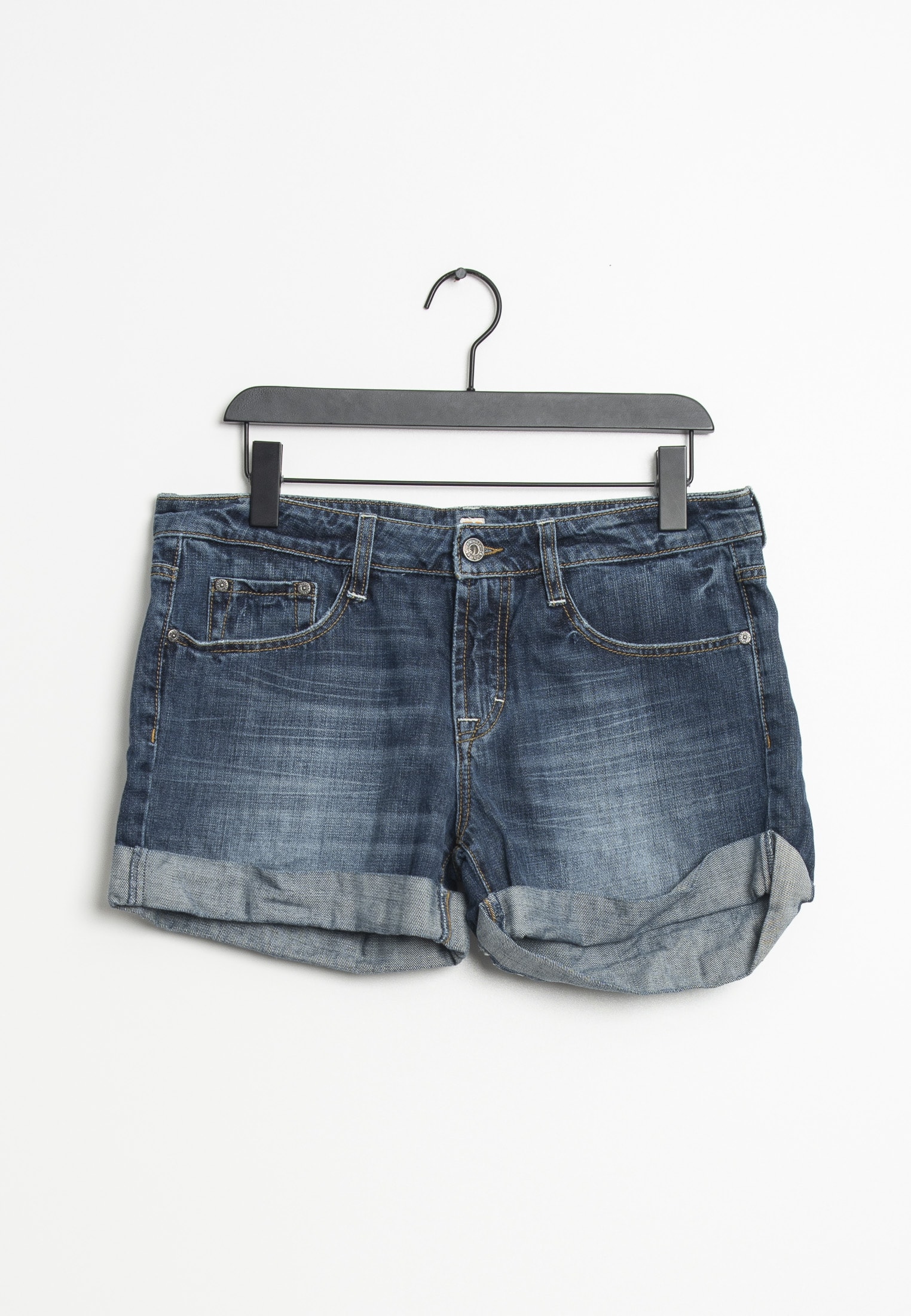 BOSS CASUAL shorts, blå, 31