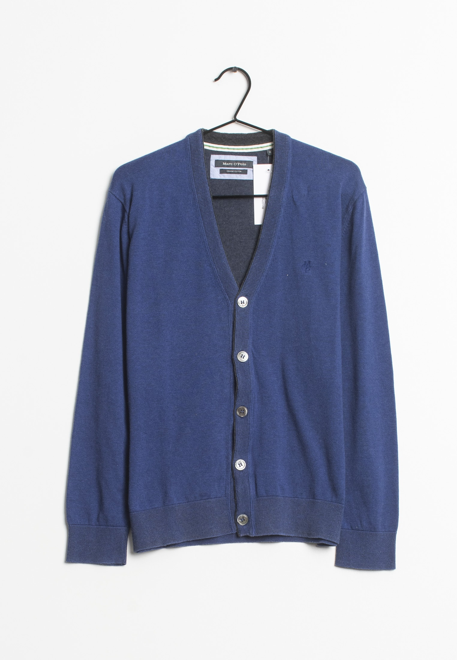 Marc O'Polo cardigan, blå, M