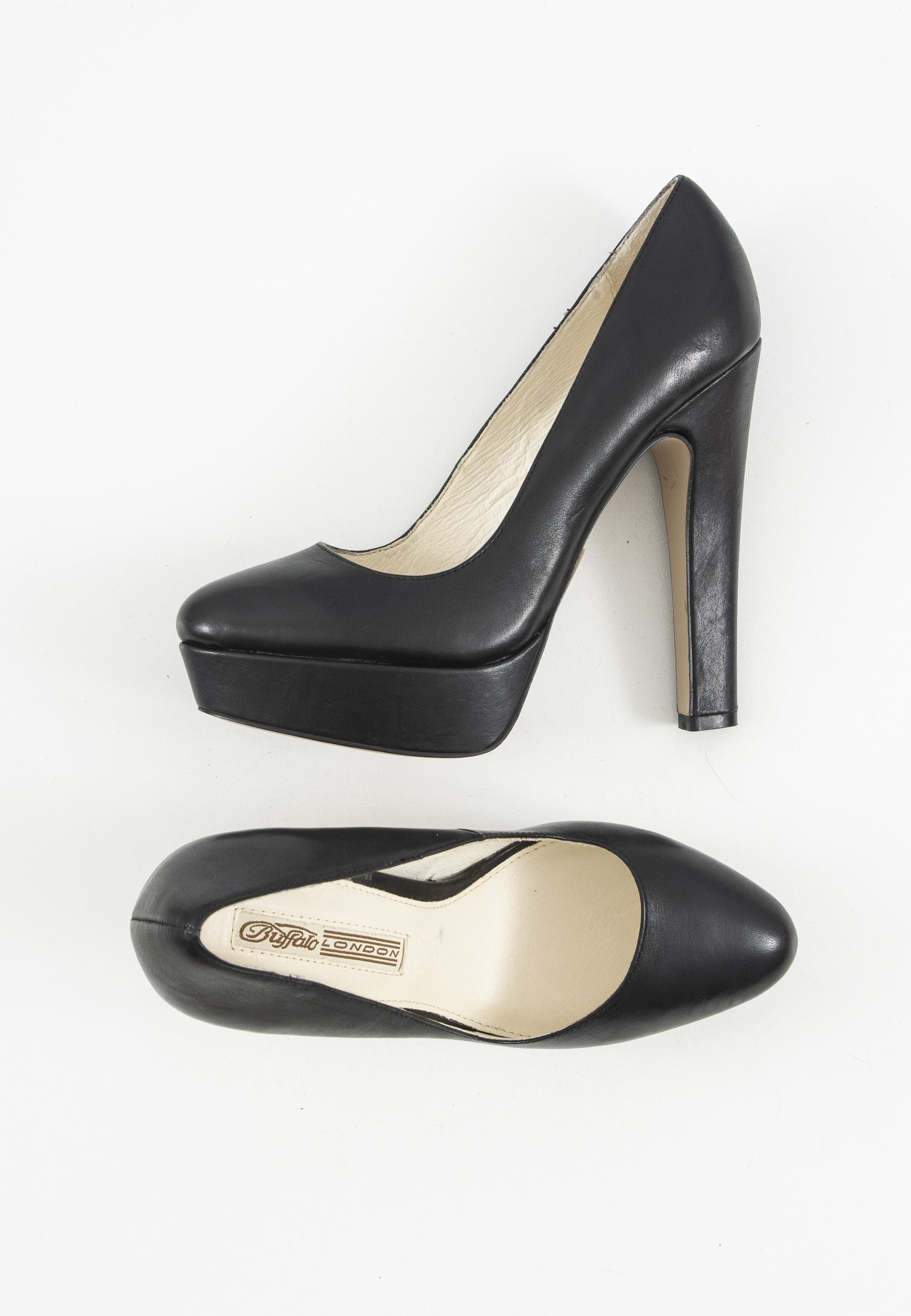 Buffalo Pumps Schwarz Gr.37