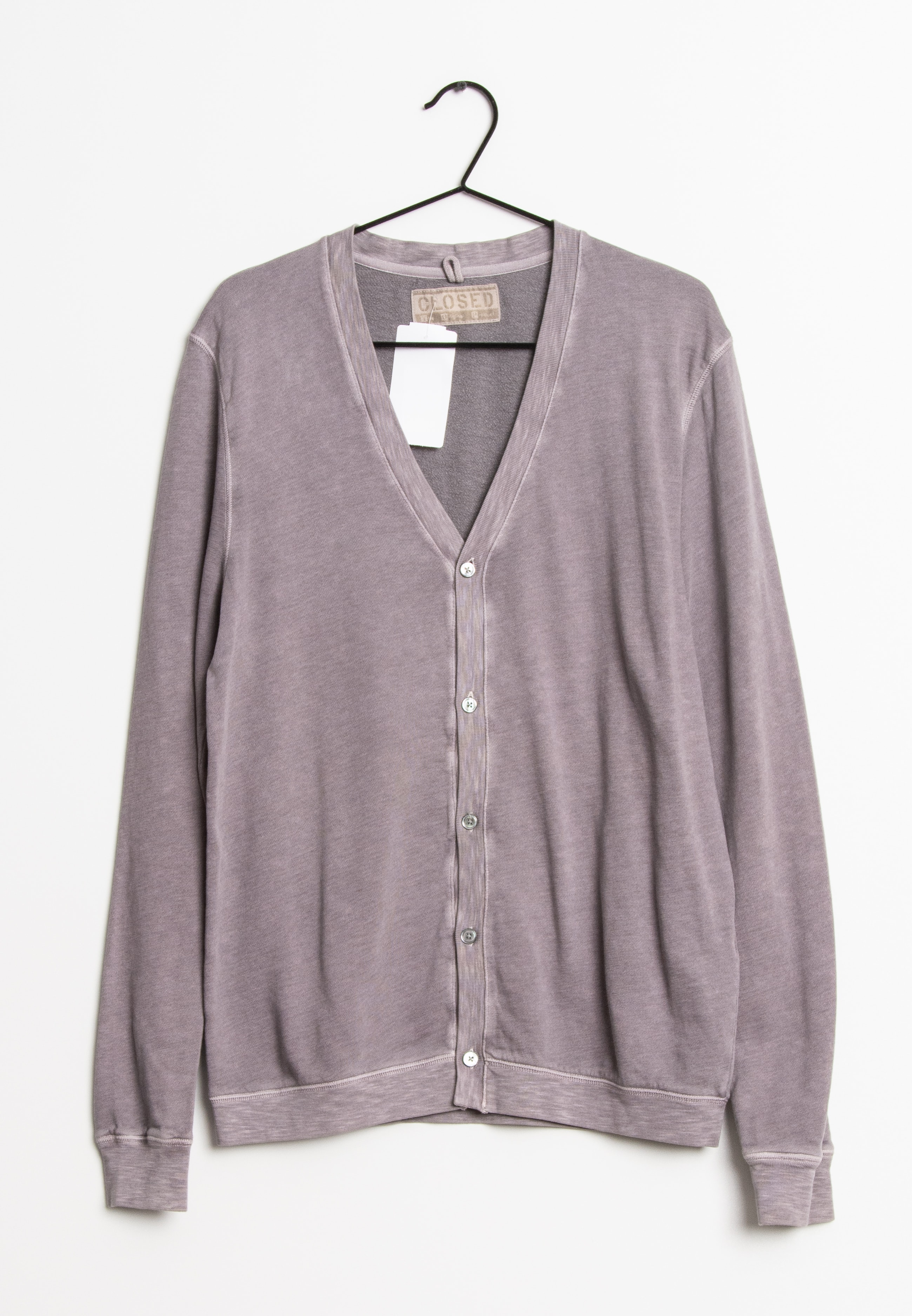 CLOSED cardigan, lilla, L