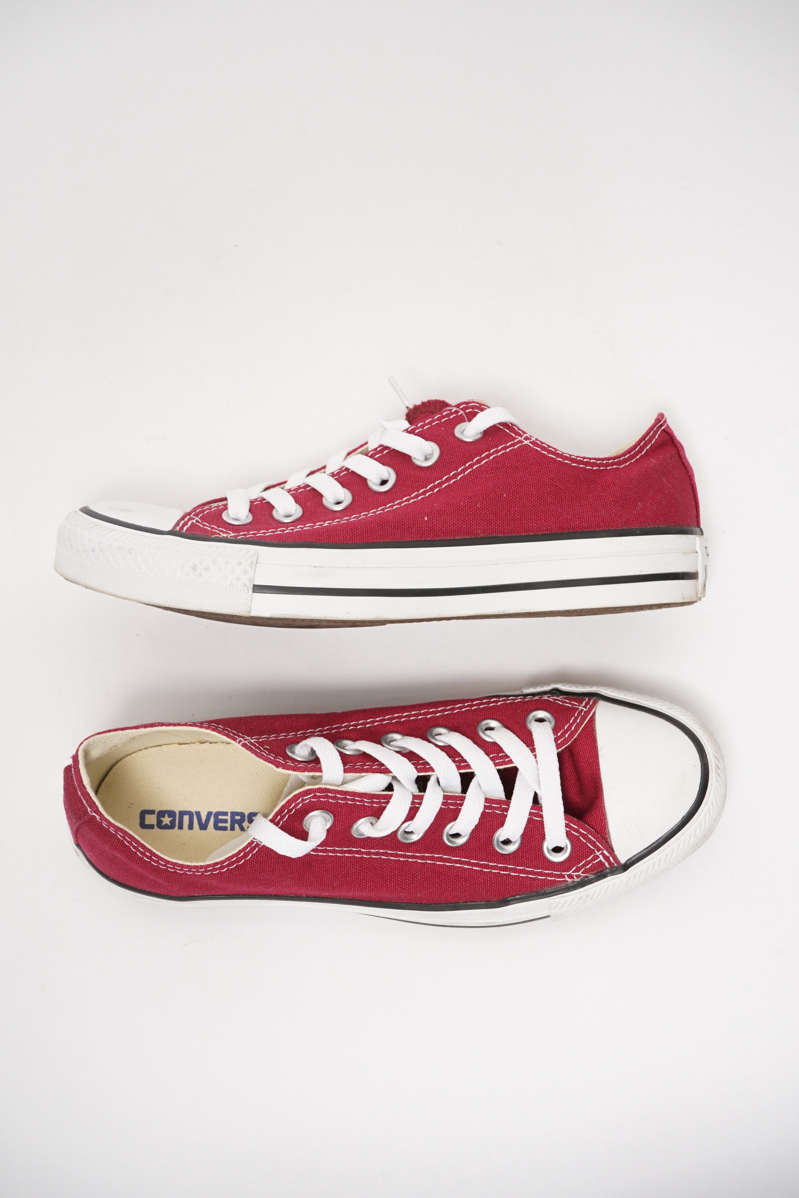 Converse Sneakers Rot Gr.37.5