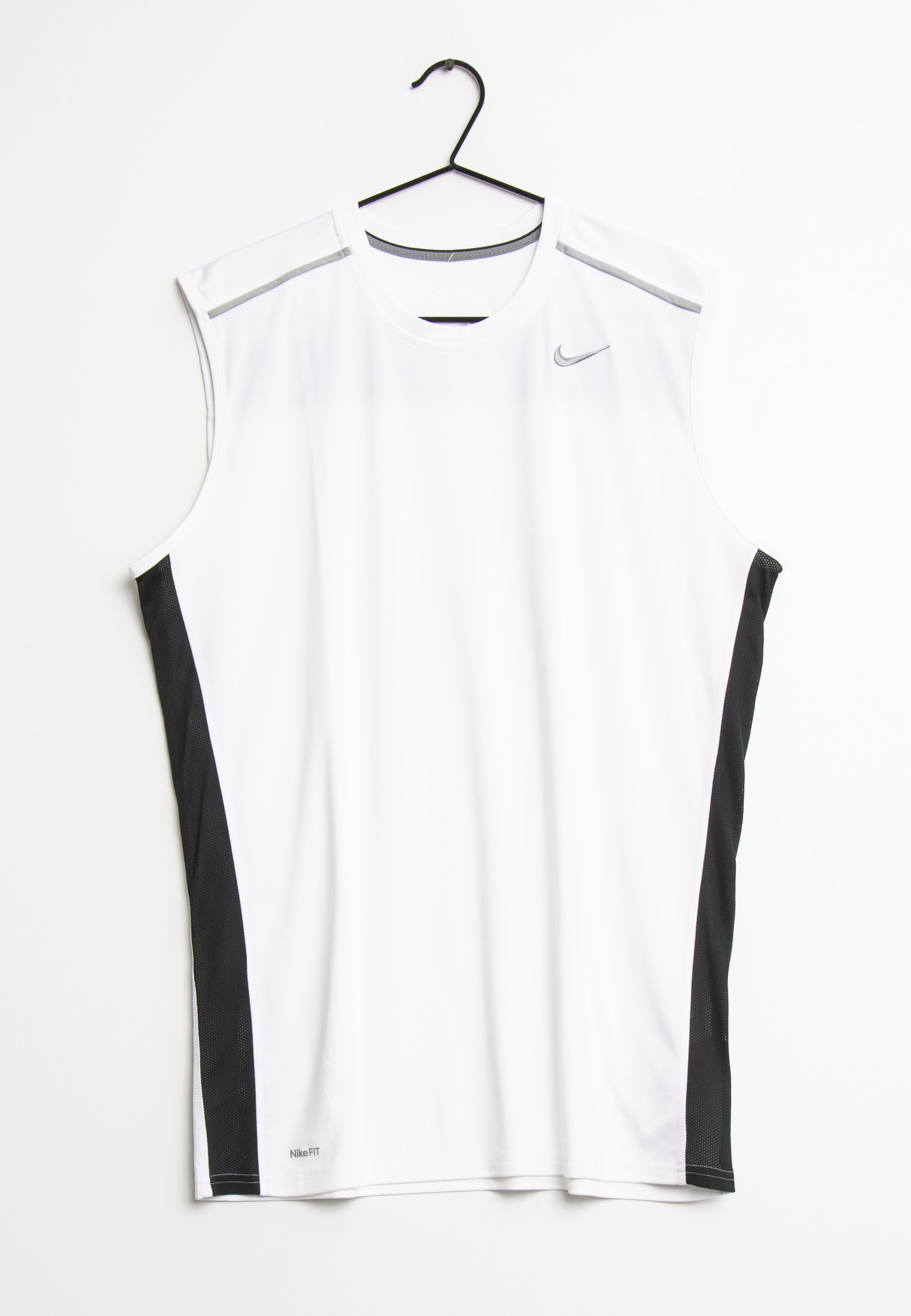 Nike Performance Top Weiß Gr.XL