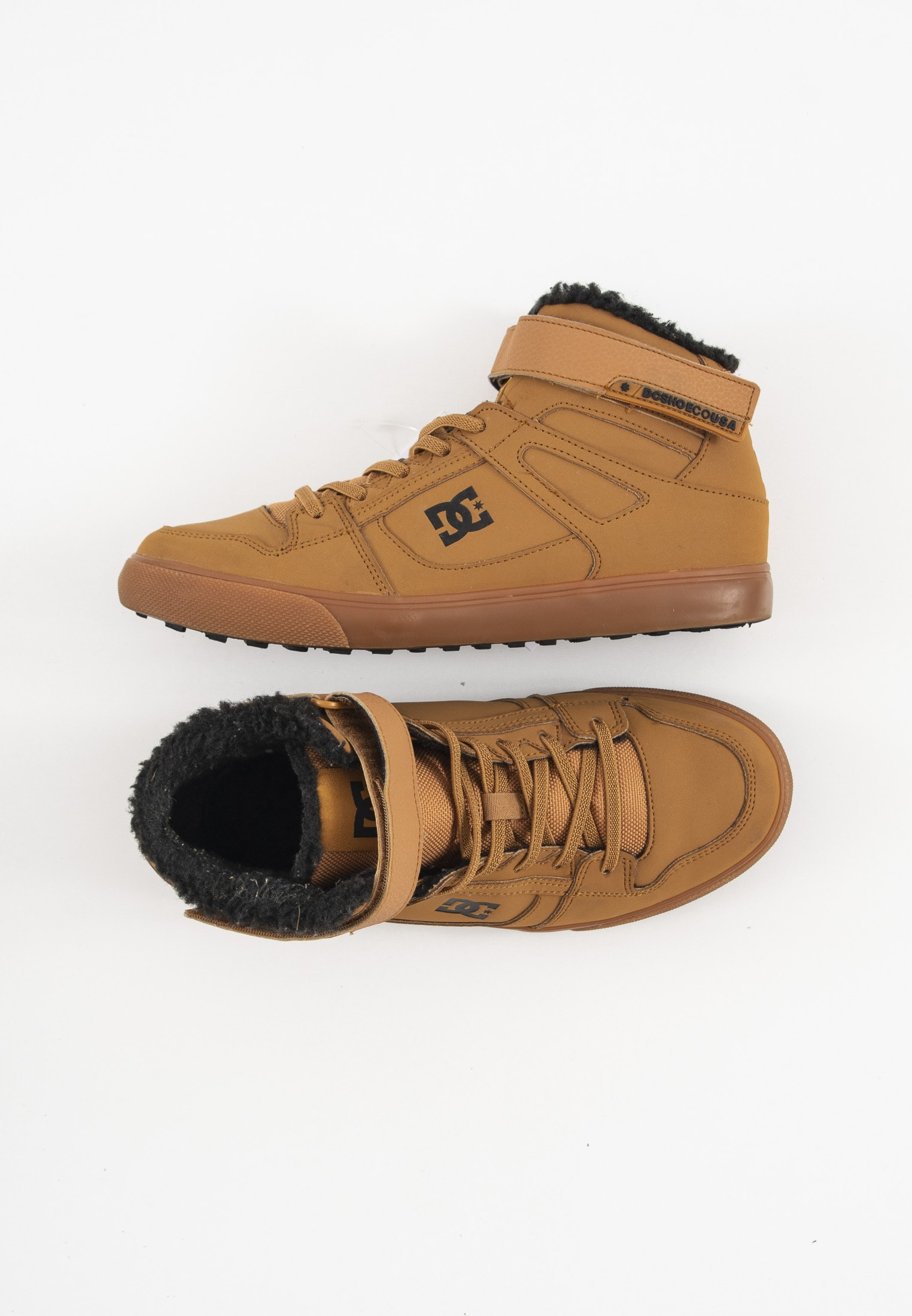 DC Shoes Stiefel / Stiefelette / Boots Beige Gr.39