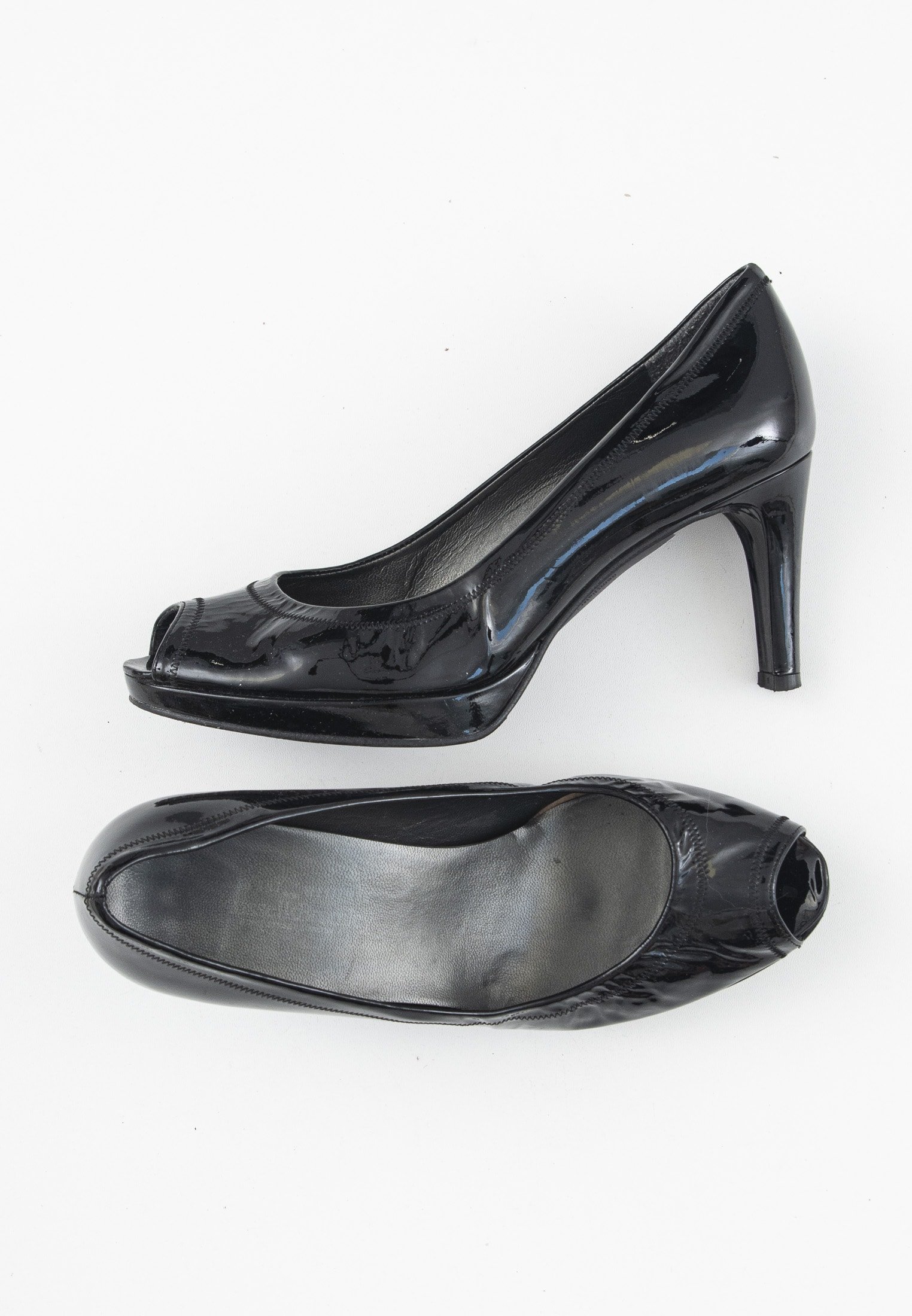Stuart Weitzman pumps, sort, 42 2/3