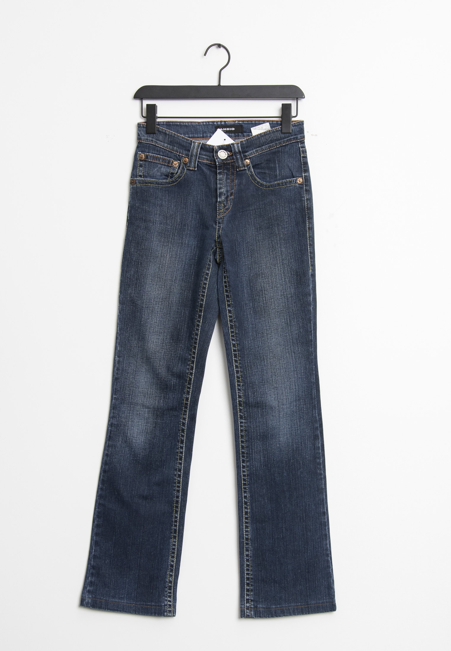 cambio jeans, blå, 34