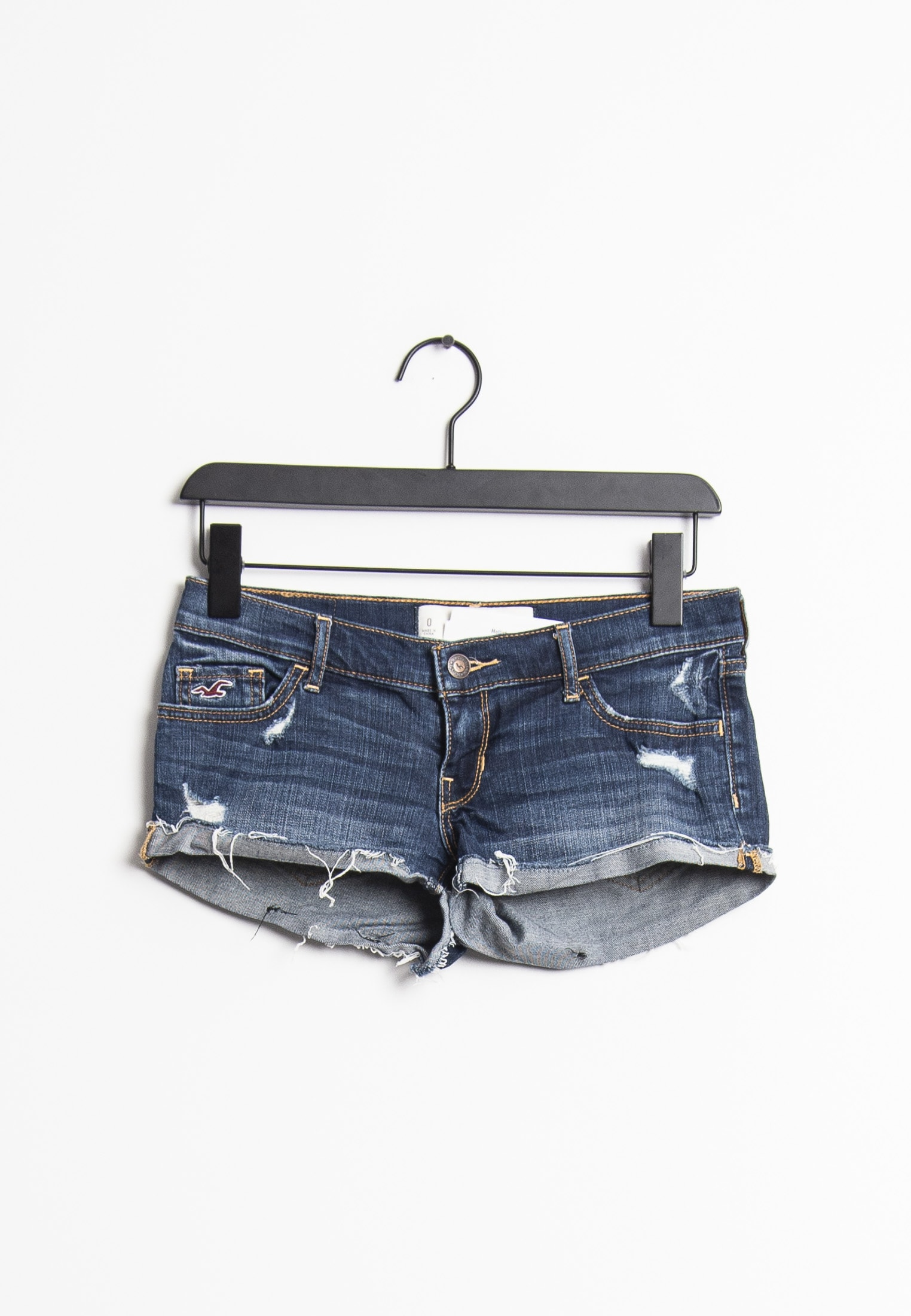 Hollister Co. shorts, blå, 24