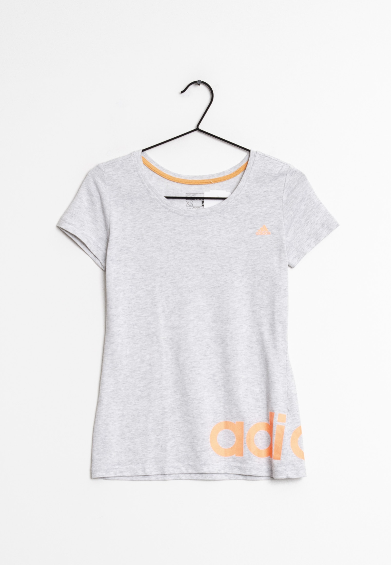 adidas Originals T-Shirt Grau Gr.XS
