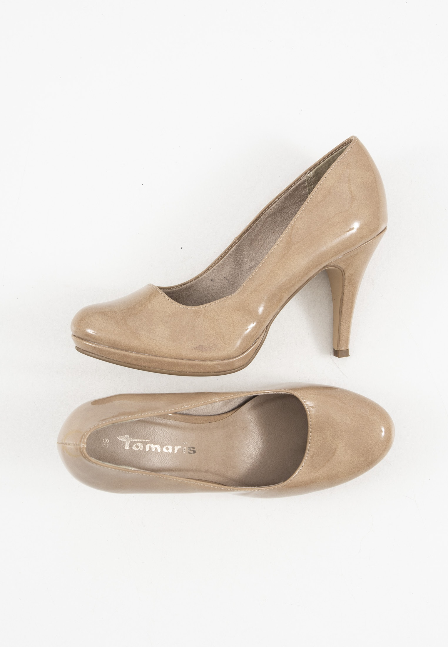 Tamaris Pumps Beige Gr.38