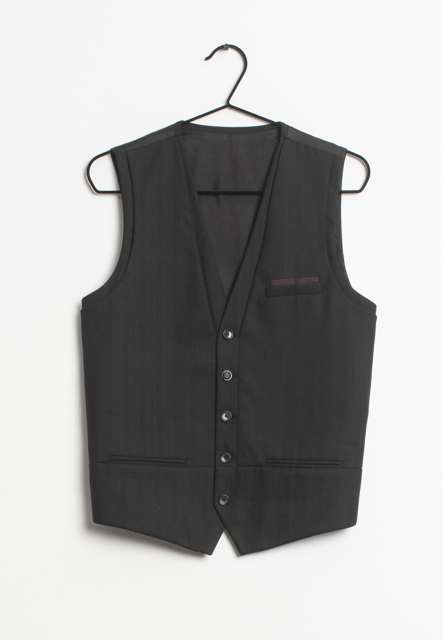 The Kooples vest, sort, 46