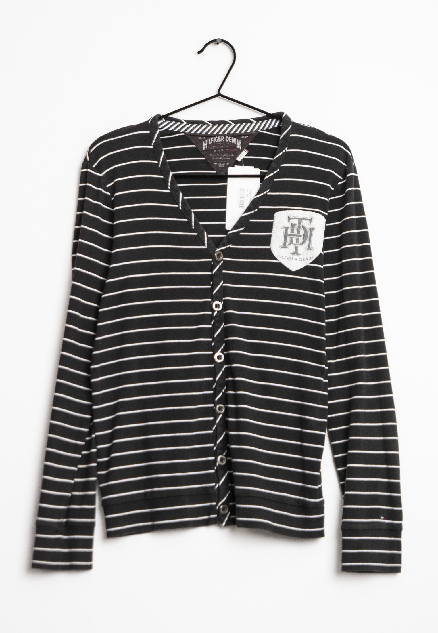 Hilfiger Denim cardigan, sort, S