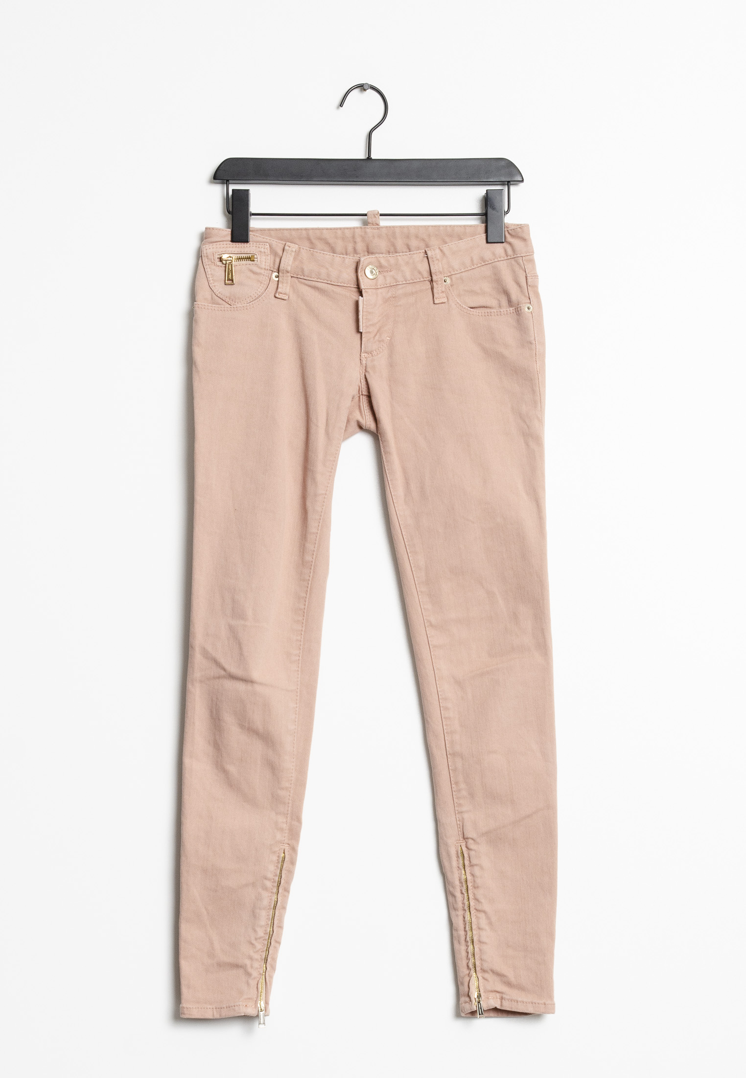 Dsquared jeans, beige, 38