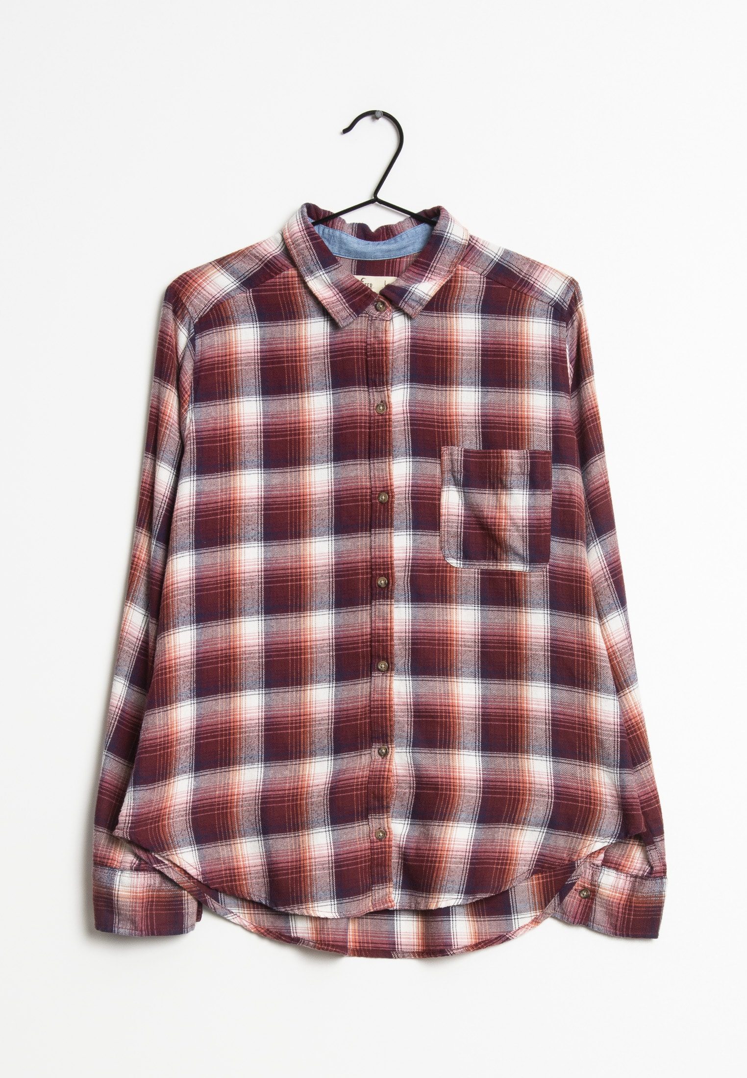 Hollister Co. Bluse Rot Gr.L