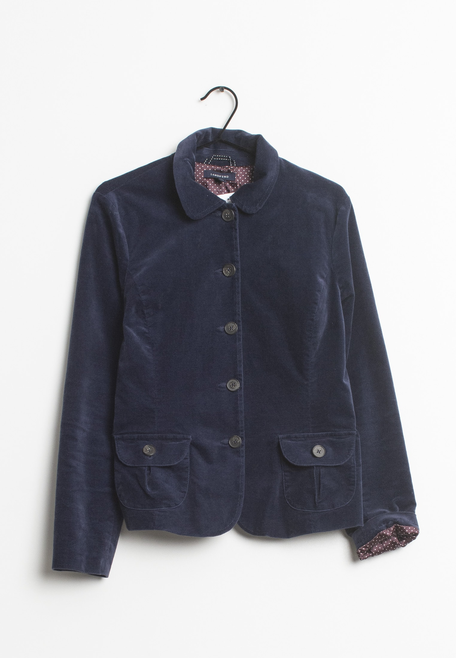 Lands' end Blazer Blau Gr.S