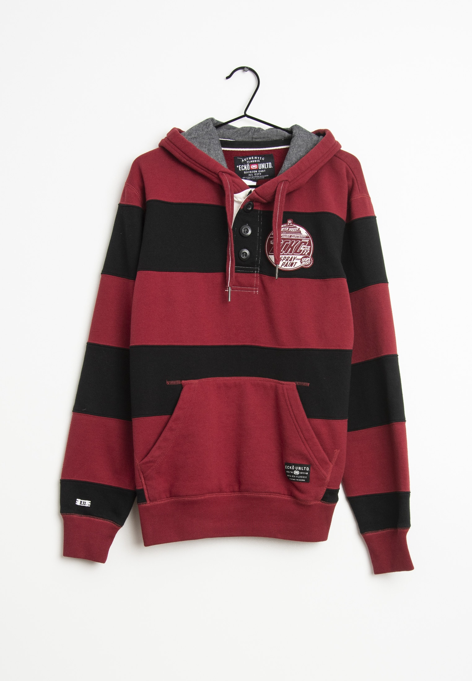 ecko unltd. Sweat / Fleece Rot Gr.L