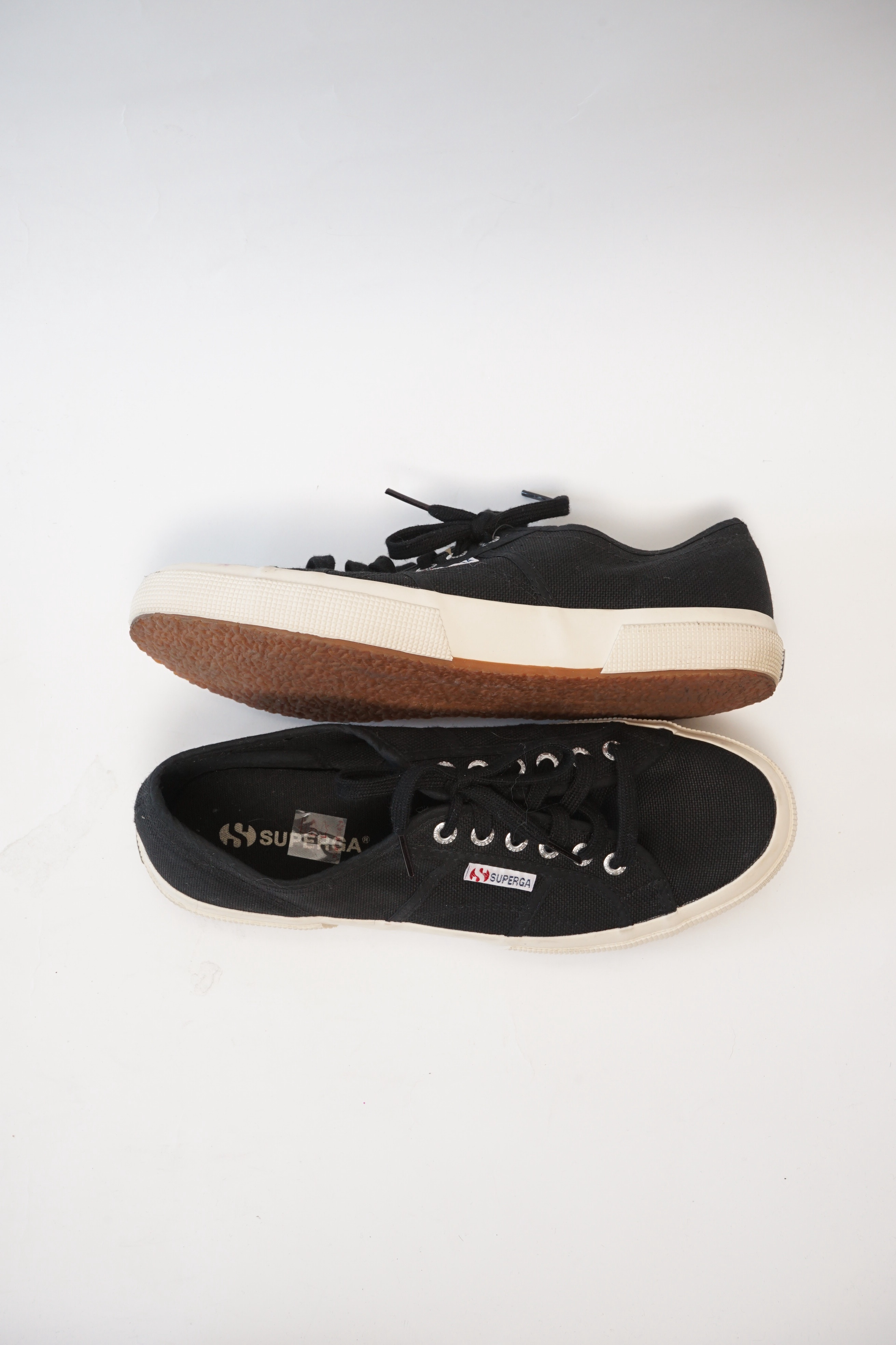 Superga sneakers, blå, 43