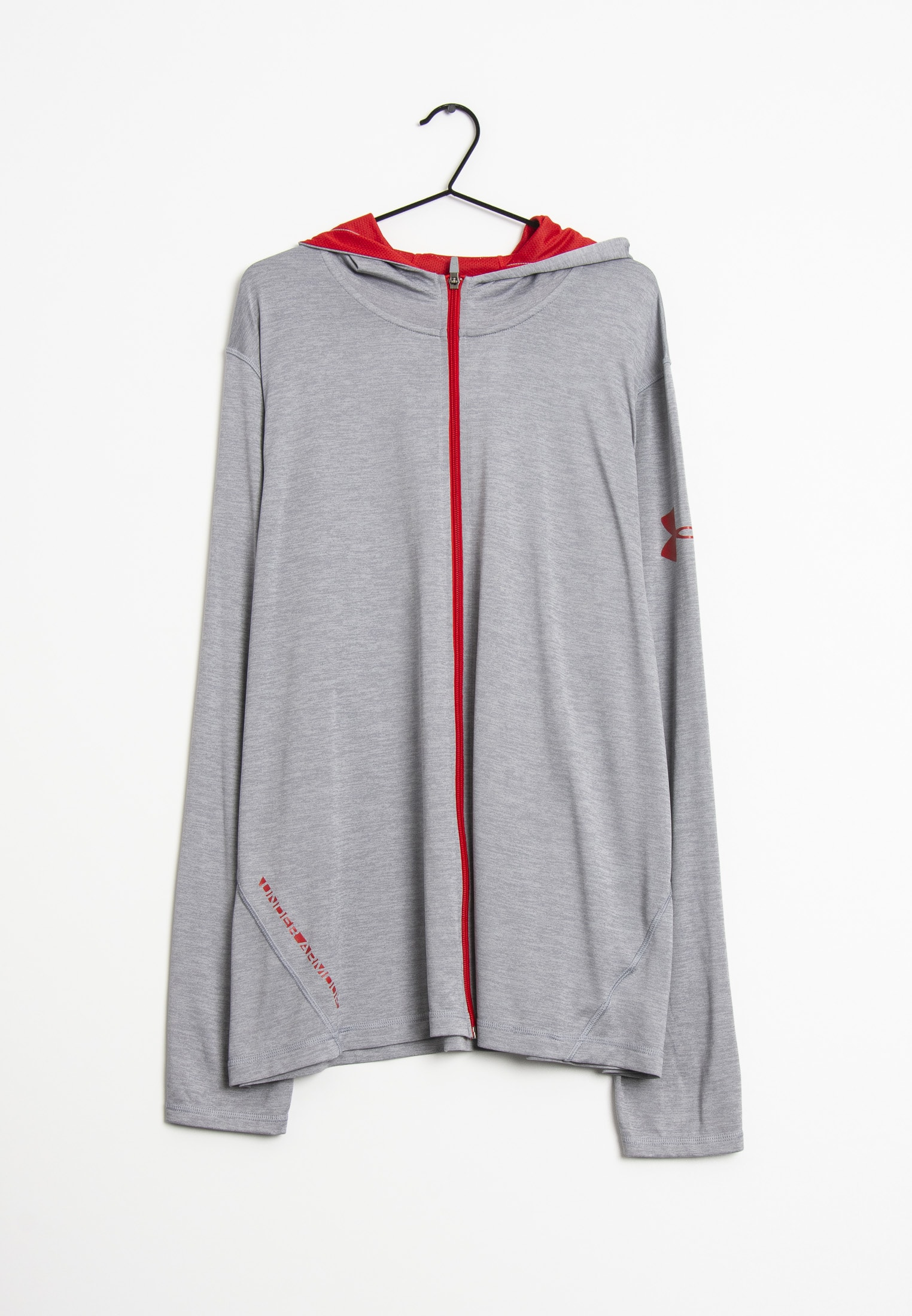 Under Armour Sweat / Fleece Grau Gr.XXL