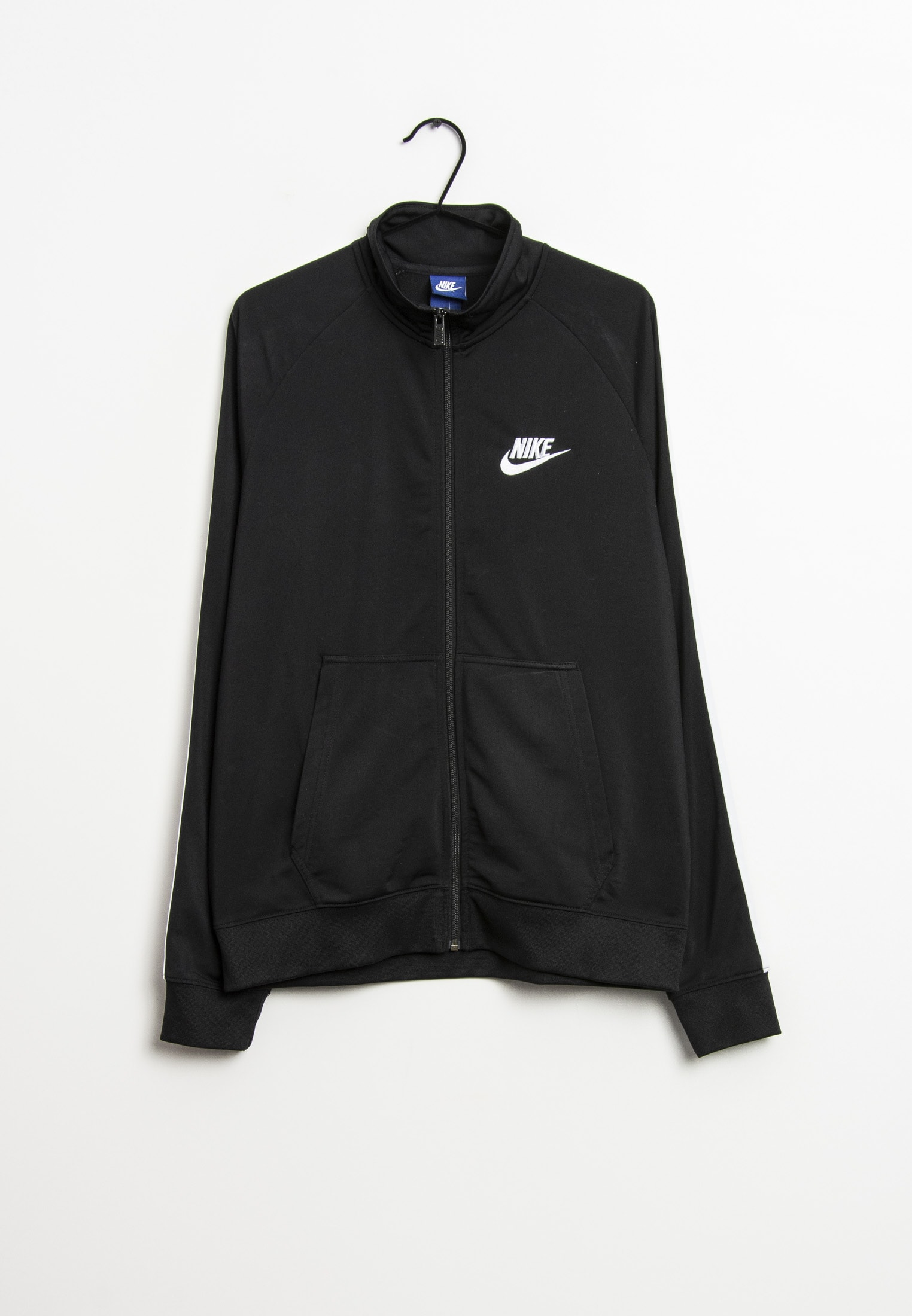 Nike Sweat / Fleece Schwarz Gr.L