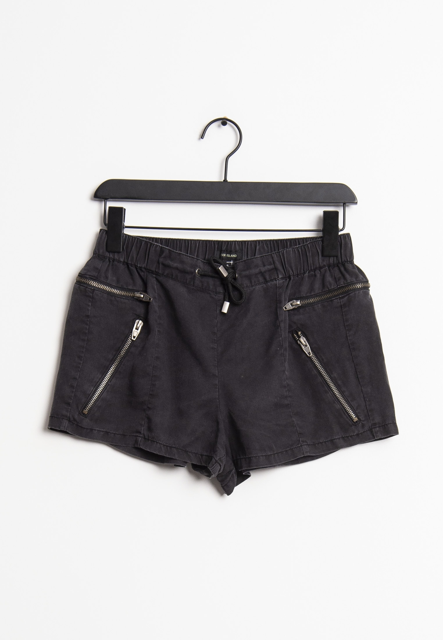 River Island shorts, sort, 36