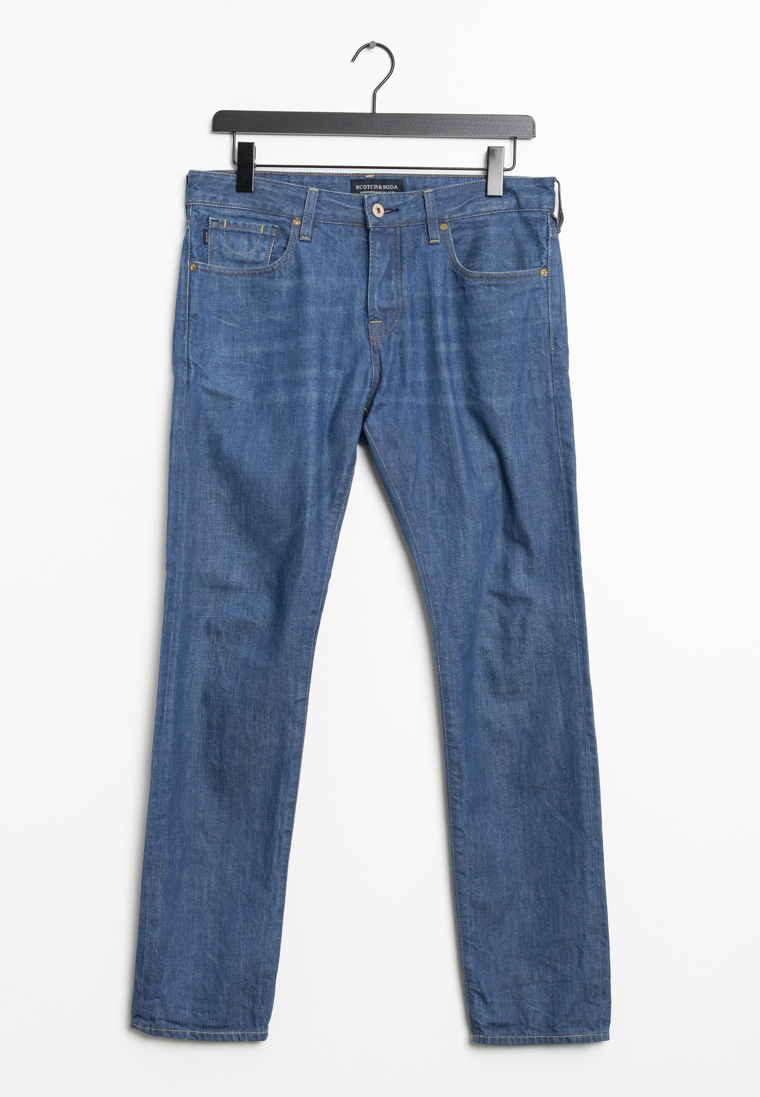 Scotch & Soda Jeans Blau Gr.W34 L32