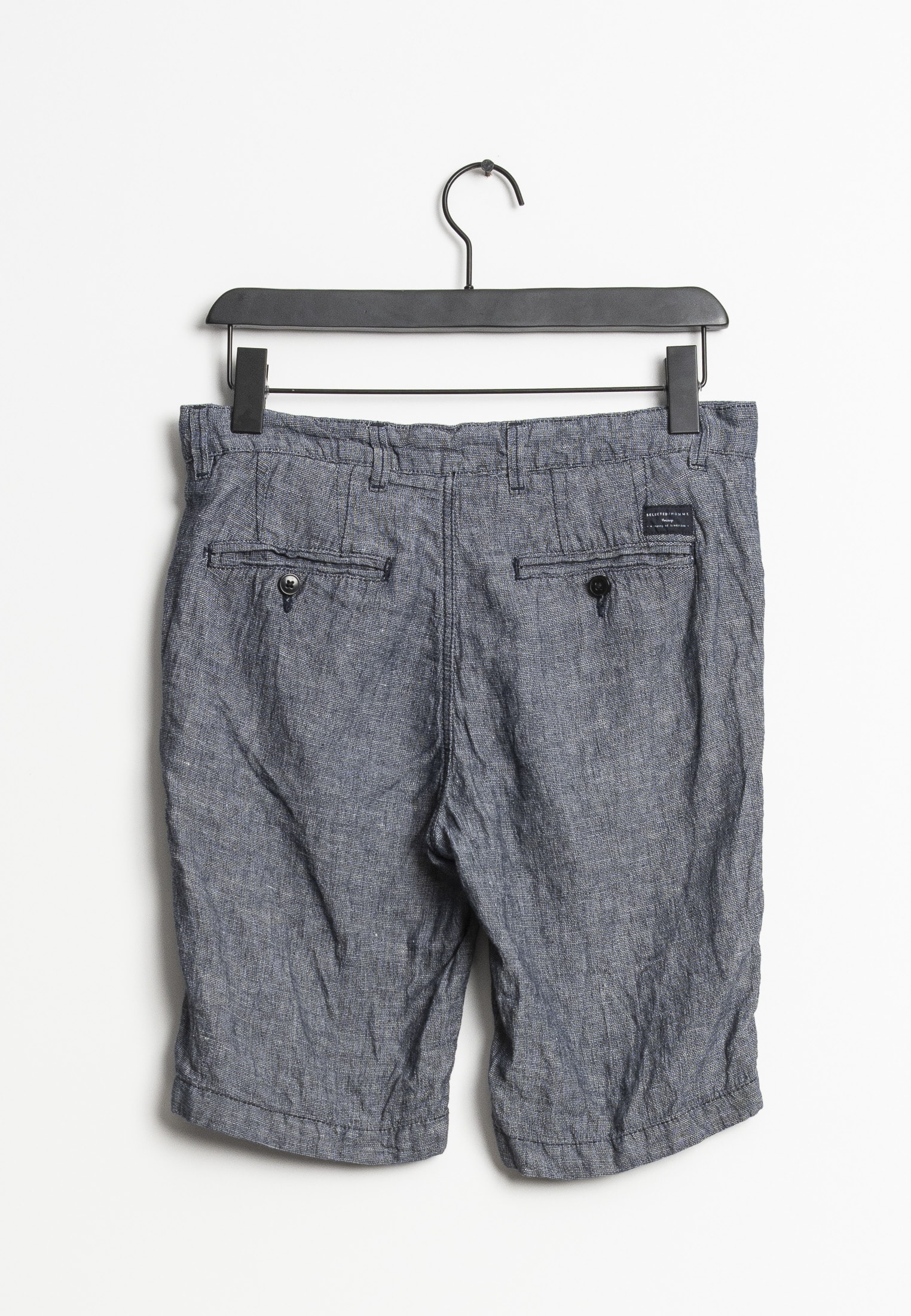 Selected Homme Shorts Grau Gr.S