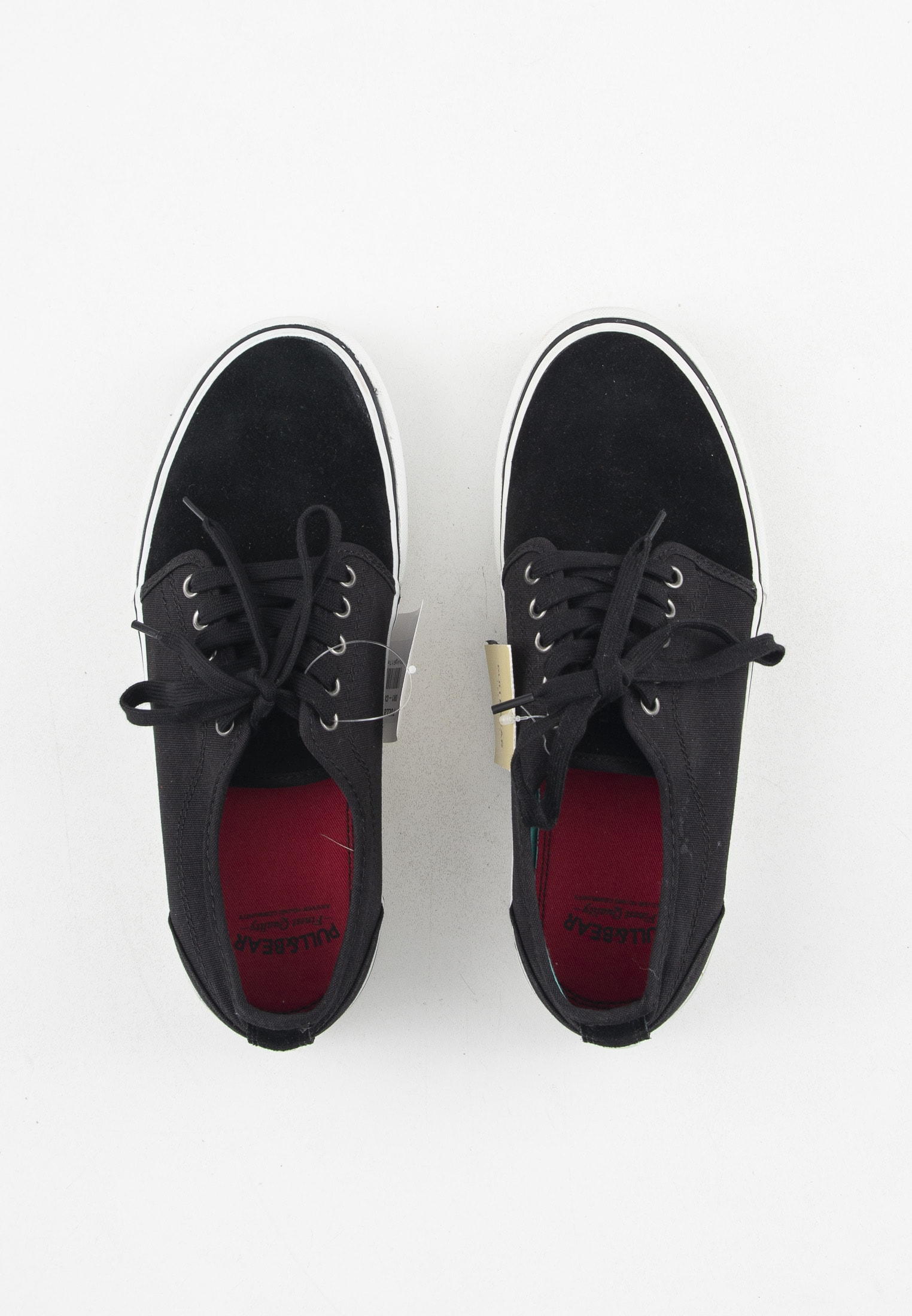 PULL&BEAR sneakers, sort, 40