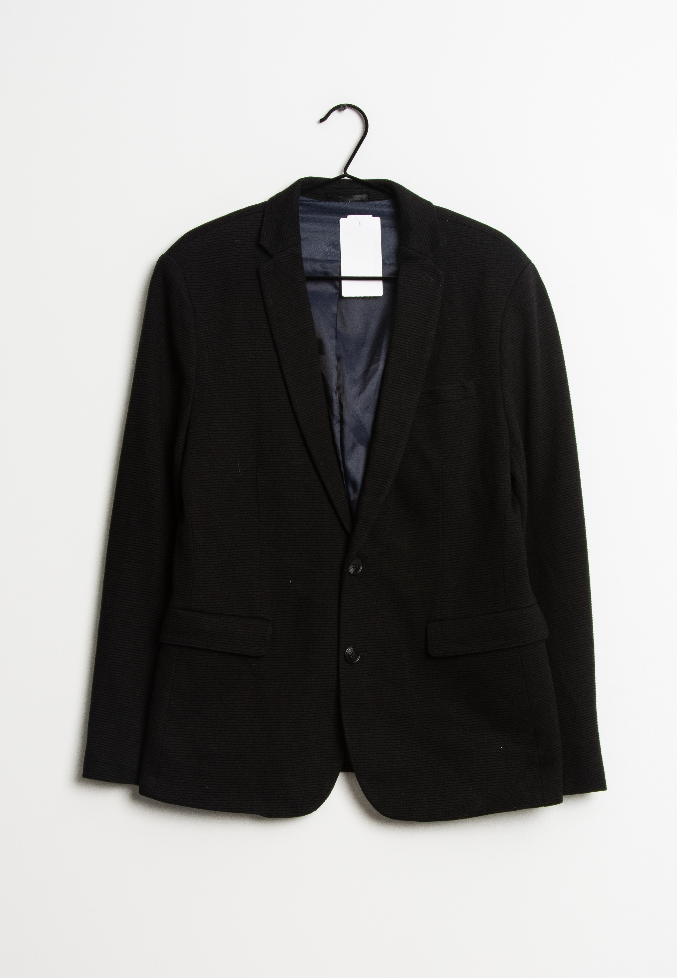 Selected Homme blazer, sort, 50