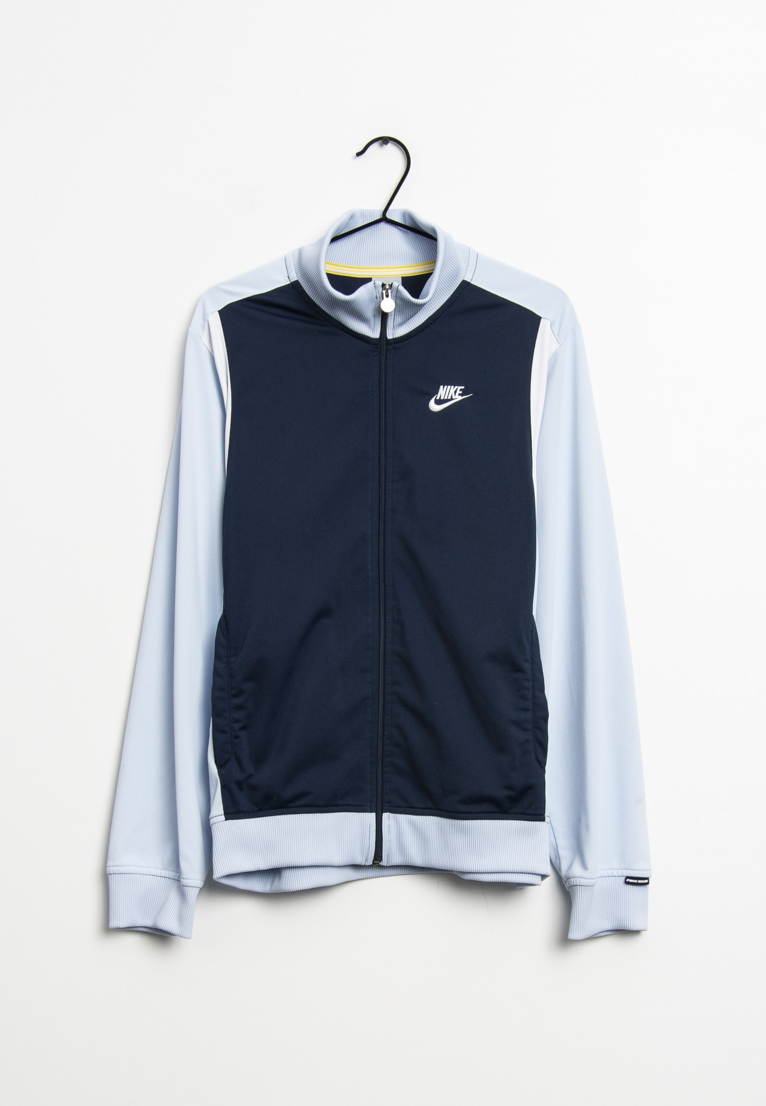 Nike Sweat / Fleece Blau Gr.M