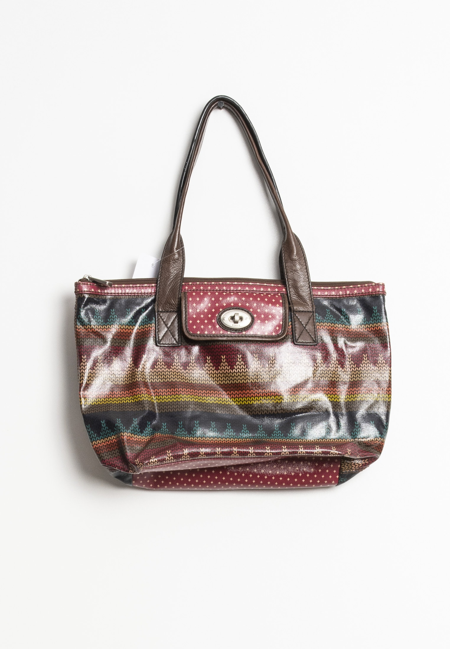 Fossil Tasche Rot Gr.One Size