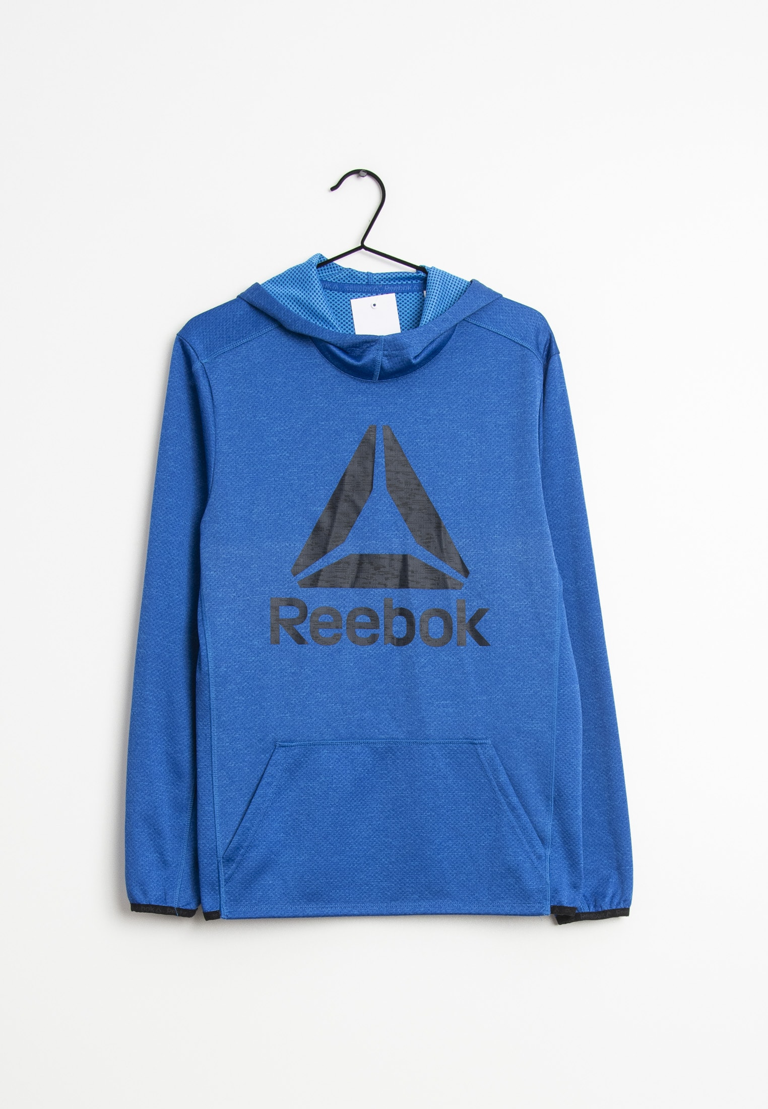 Reebok Sweat / Fleece Blau Gr.S